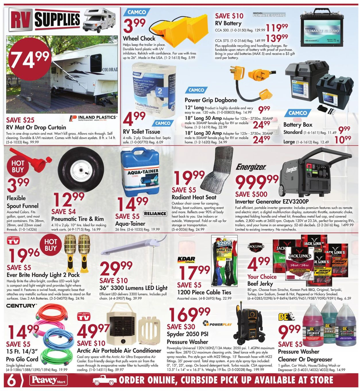 Peavey Mart Flyer - 06/11-06/21/2020 (Page 8)