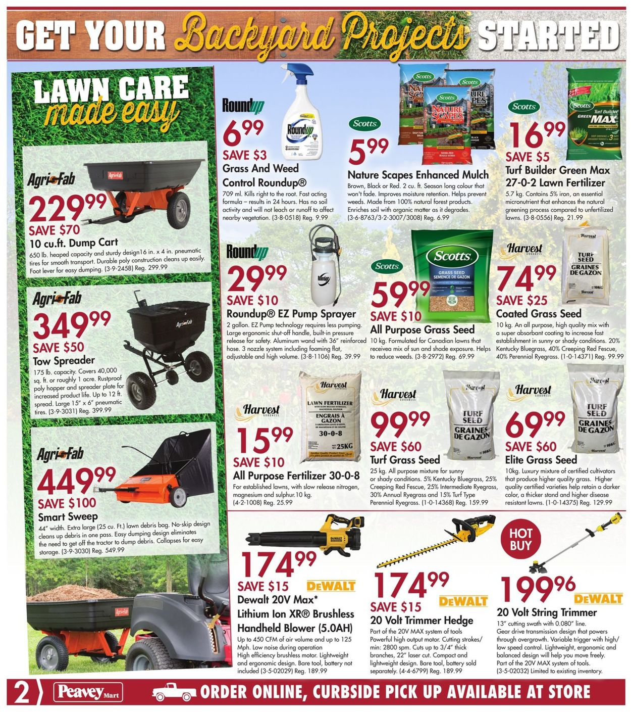 Peavey Mart Flyer - 06/18-06/24/2020 (Page 3)
