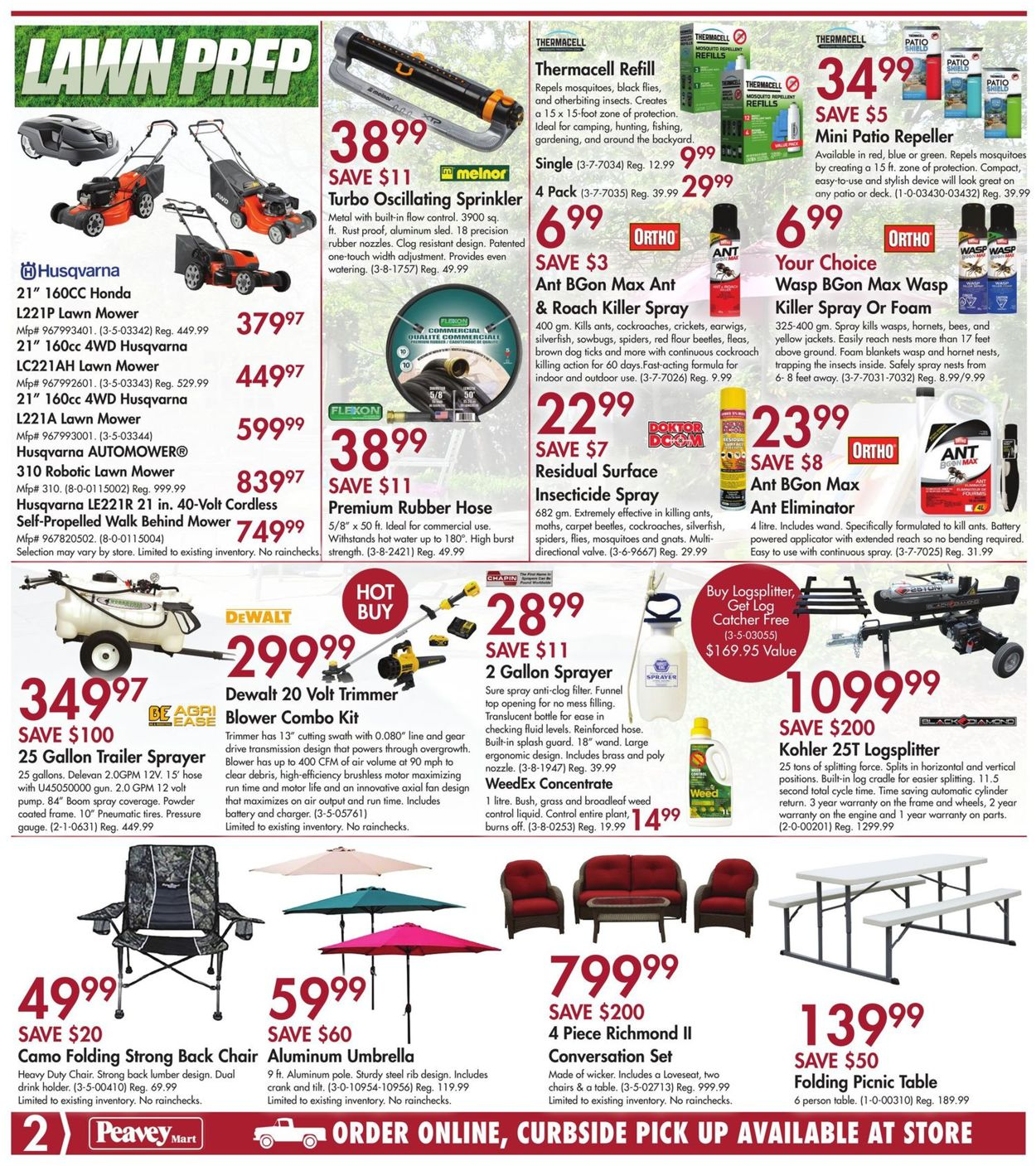 Peavey Mart Flyer - 07/09-07/19/2020 (Page 3)