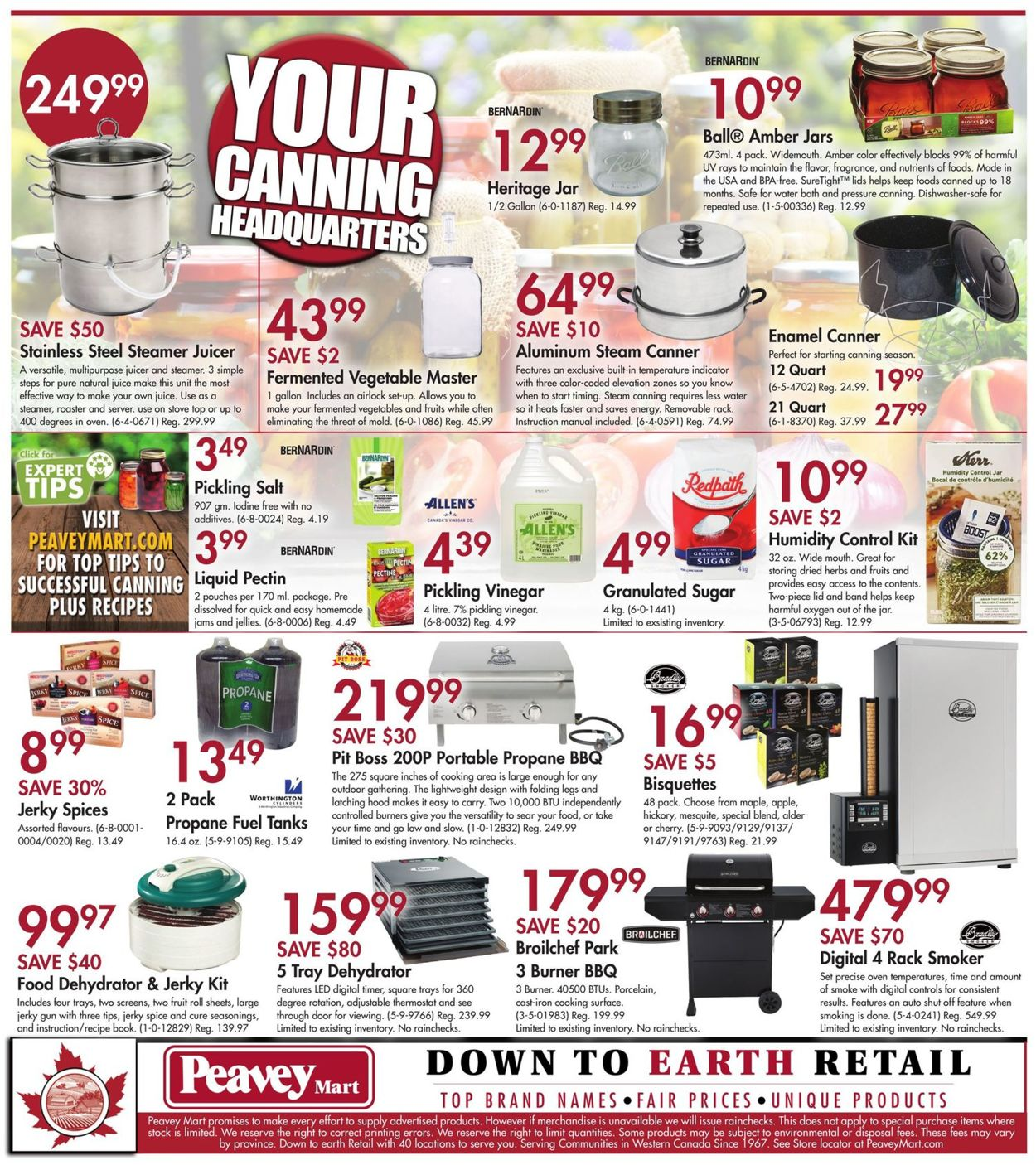 Peavey Mart Flyer - 07/09-07/19/2020 (Page 10)