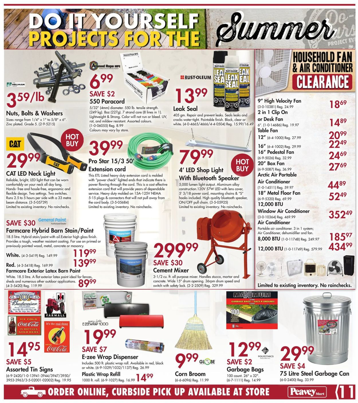 Peavey Mart Flyer - 07/16-07/22/2020 (Page 13)