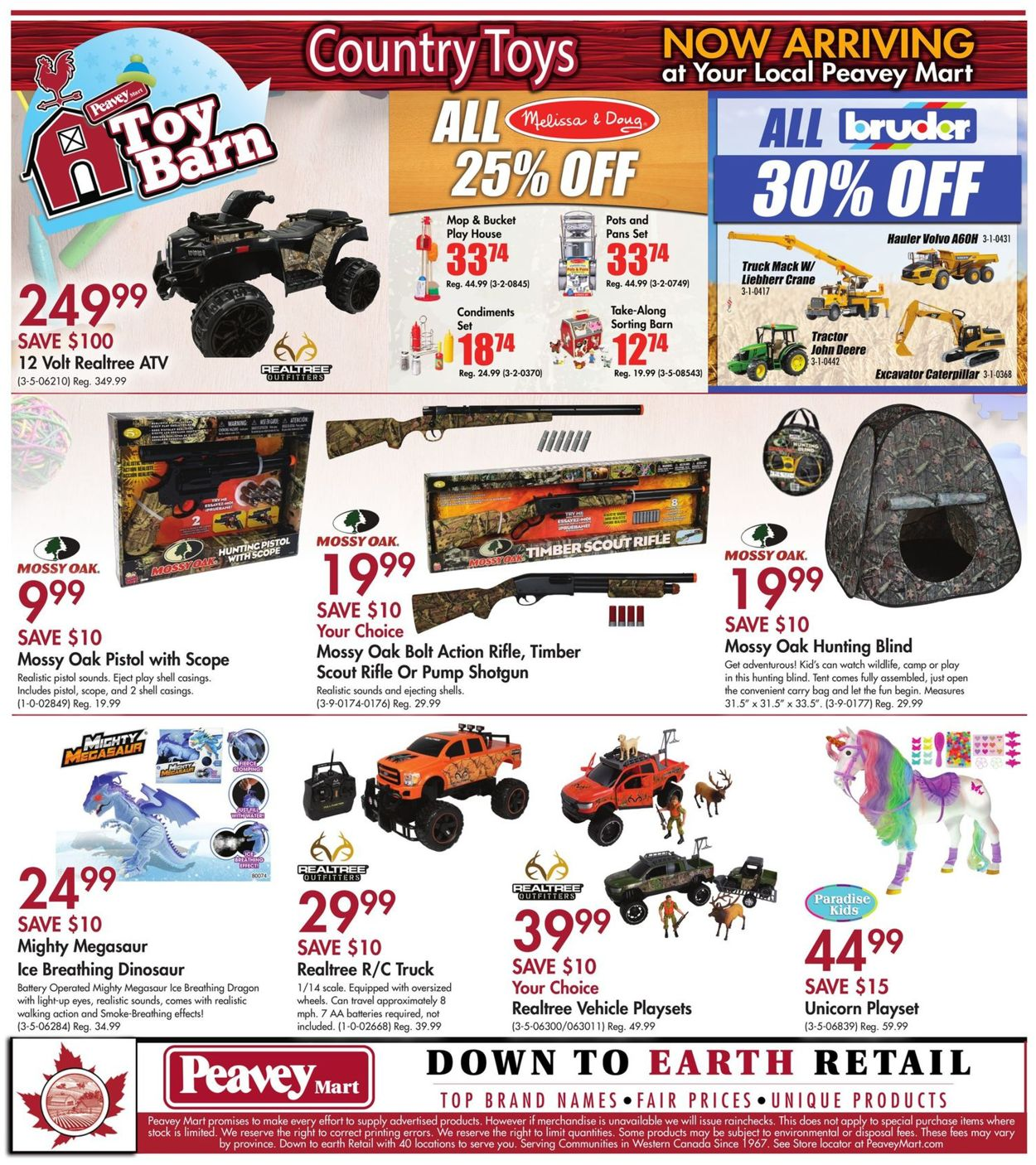 Peavey Mart Flyer - 09/24-10/01/2020 (Page 16)