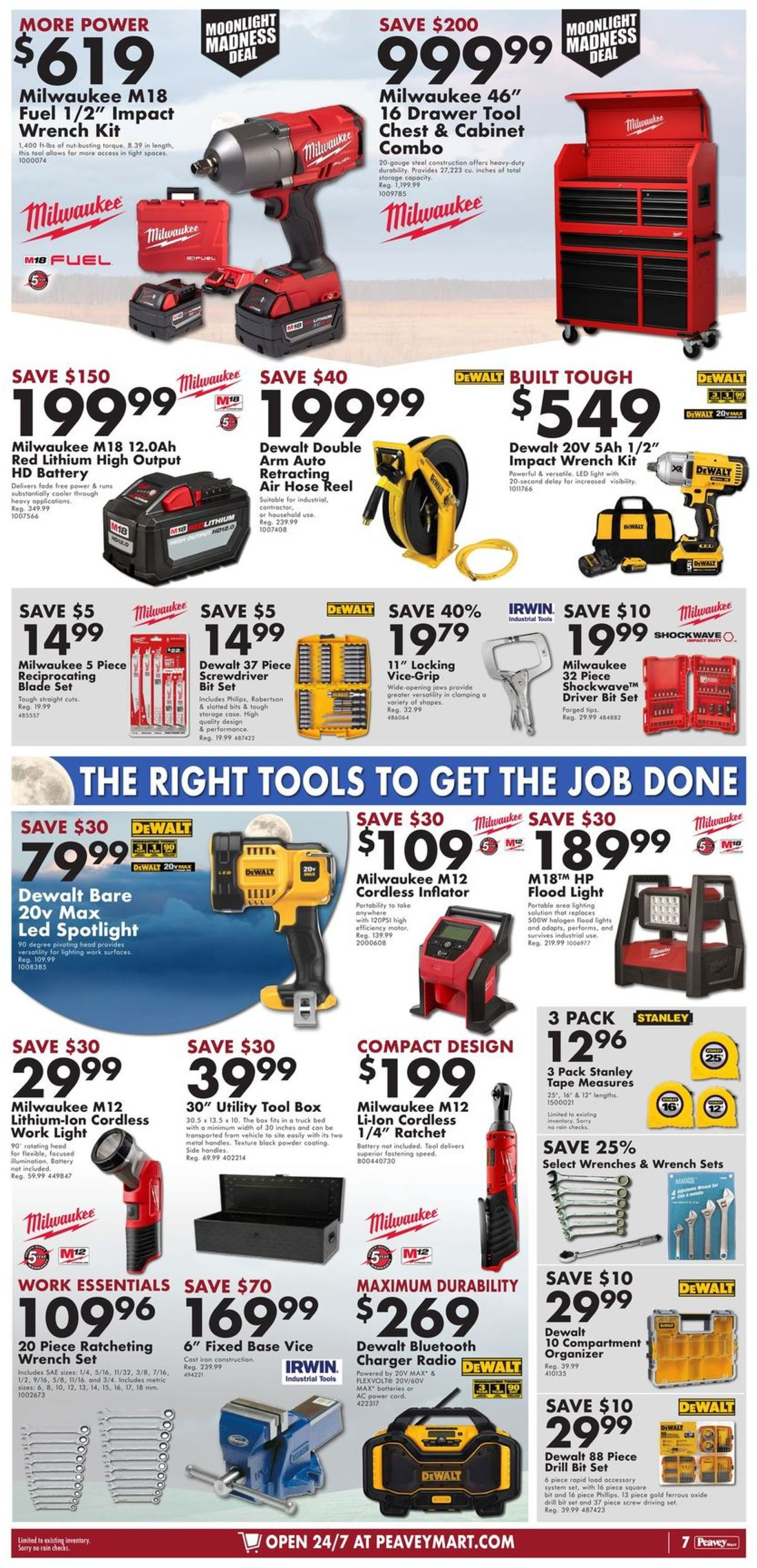 Peavey Mart - Black Friday 2020 Flyer - 11/26-12/03/2020 (Page 11)
