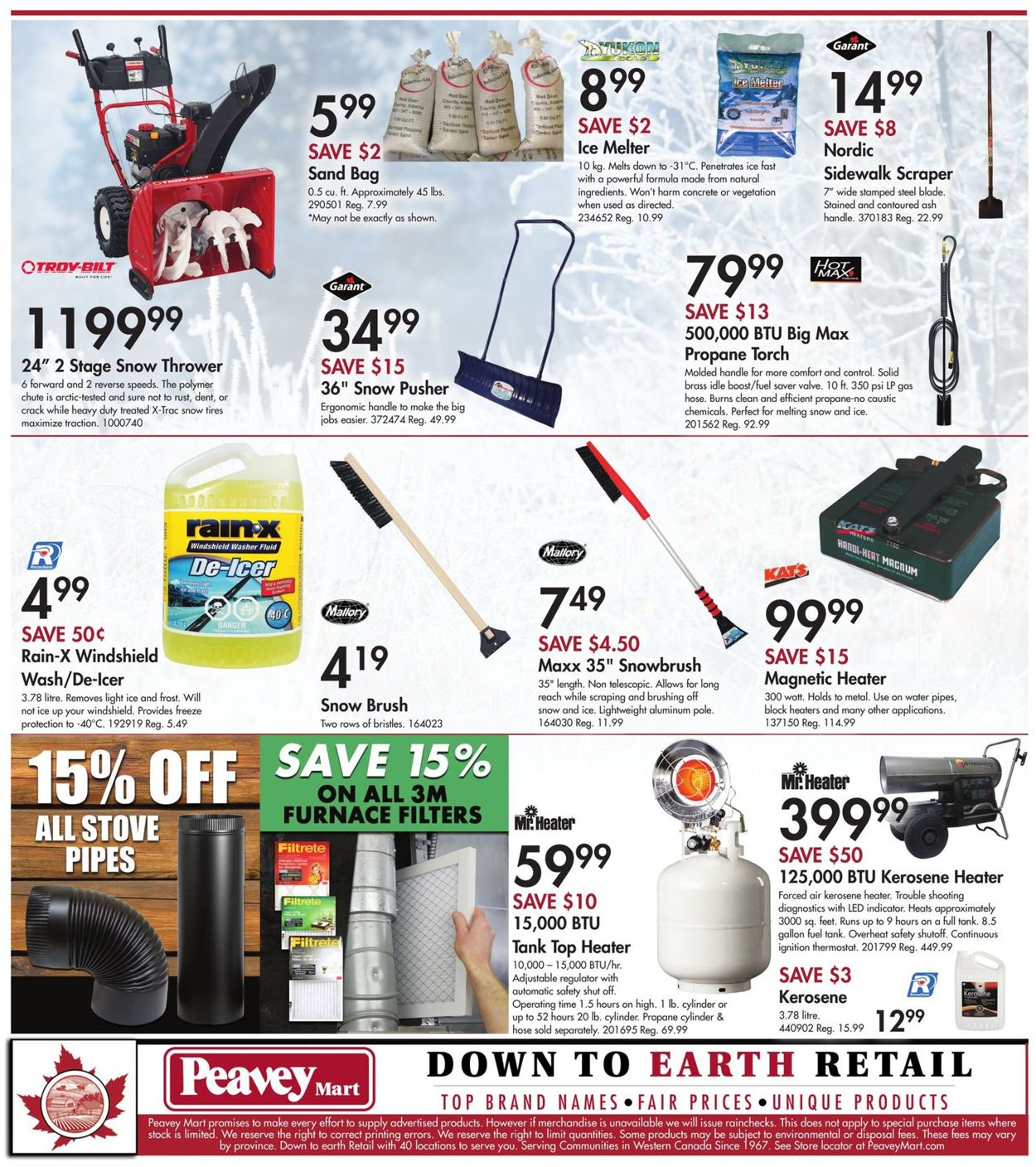 Peavey Mart - Christmas 2020 Flyer - 12/10-12/16/2020 (Page 10)