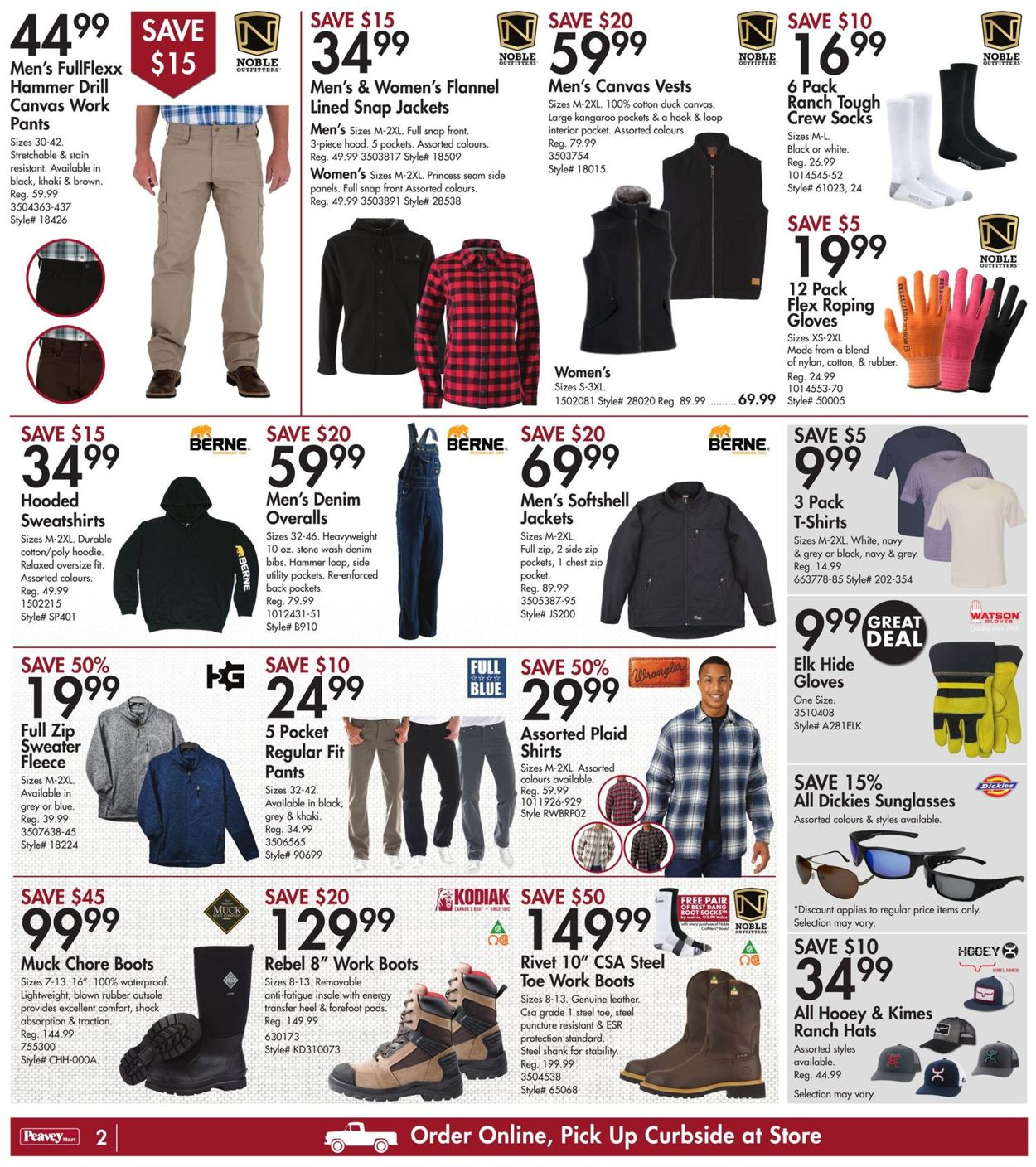 Peavey Mart Flyer - 02/11-02/18/2021 (Page 3)