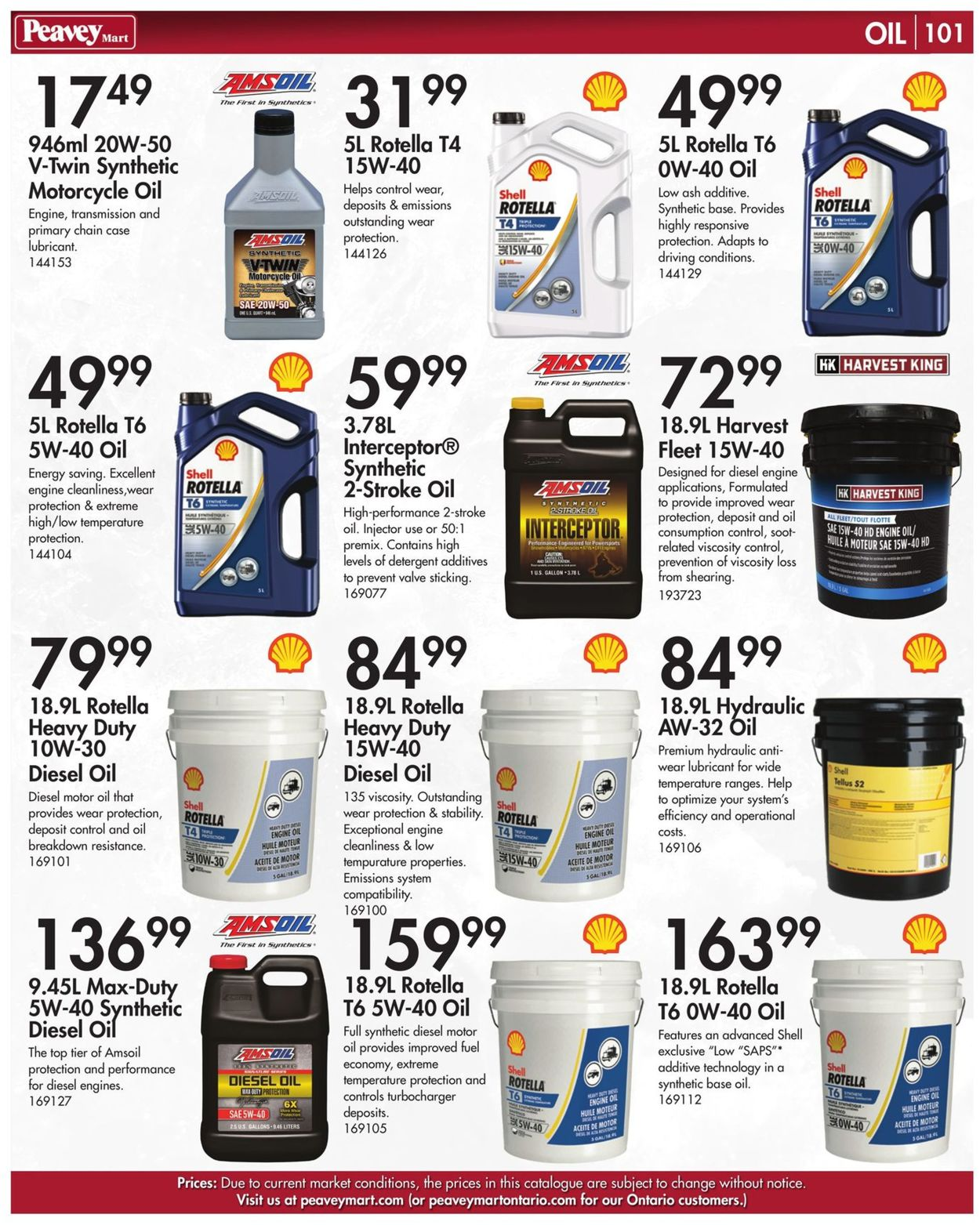 Peavey Mart Flyer - 03/15-12/31/2021 (Page 103)