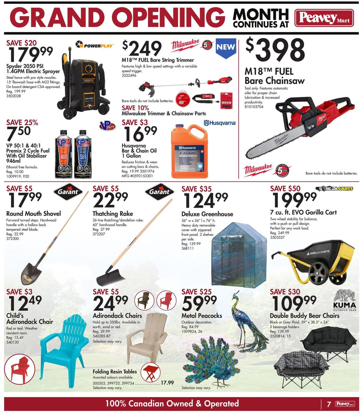 Peavey Mart Flyer - 04/16-04/22/2021 (Page 10)