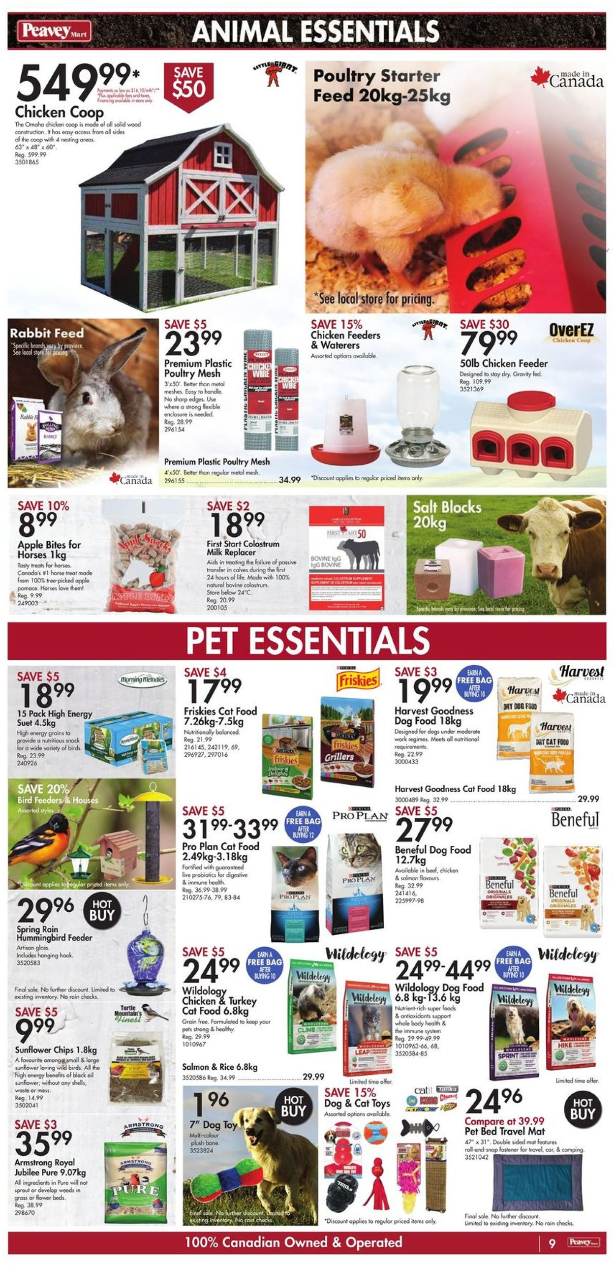 Peavey Mart Flyer - 04/30-05/06/2021 (Page 12)
