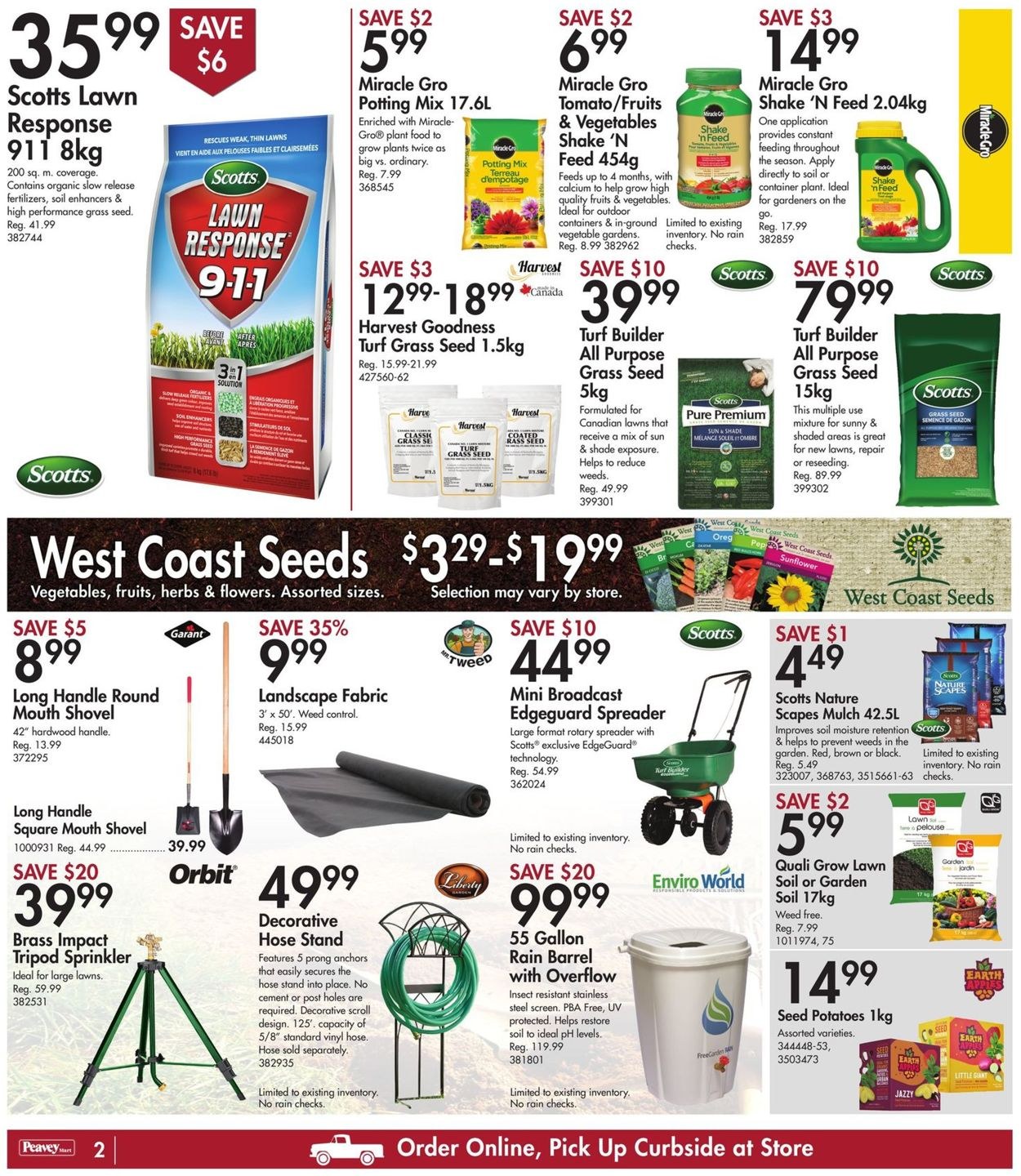 Peavey Mart Flyer - 05/28-06/03/2021 (Page 3)