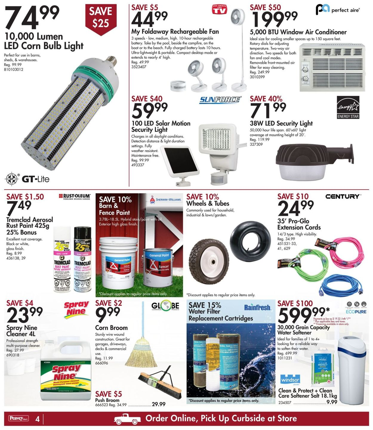 Peavey Mart Flyer - 06/24-07/01/2021 (Page 7)