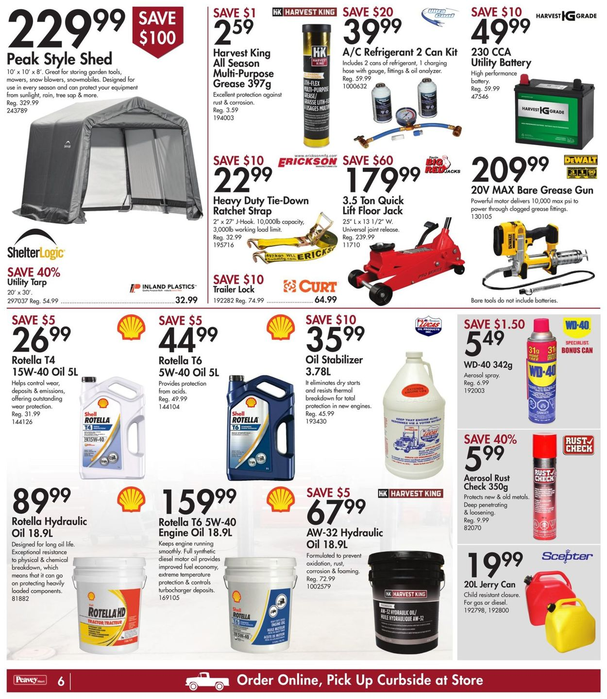 Peavey Mart Flyer - 06/24-07/01/2021 (Page 9)