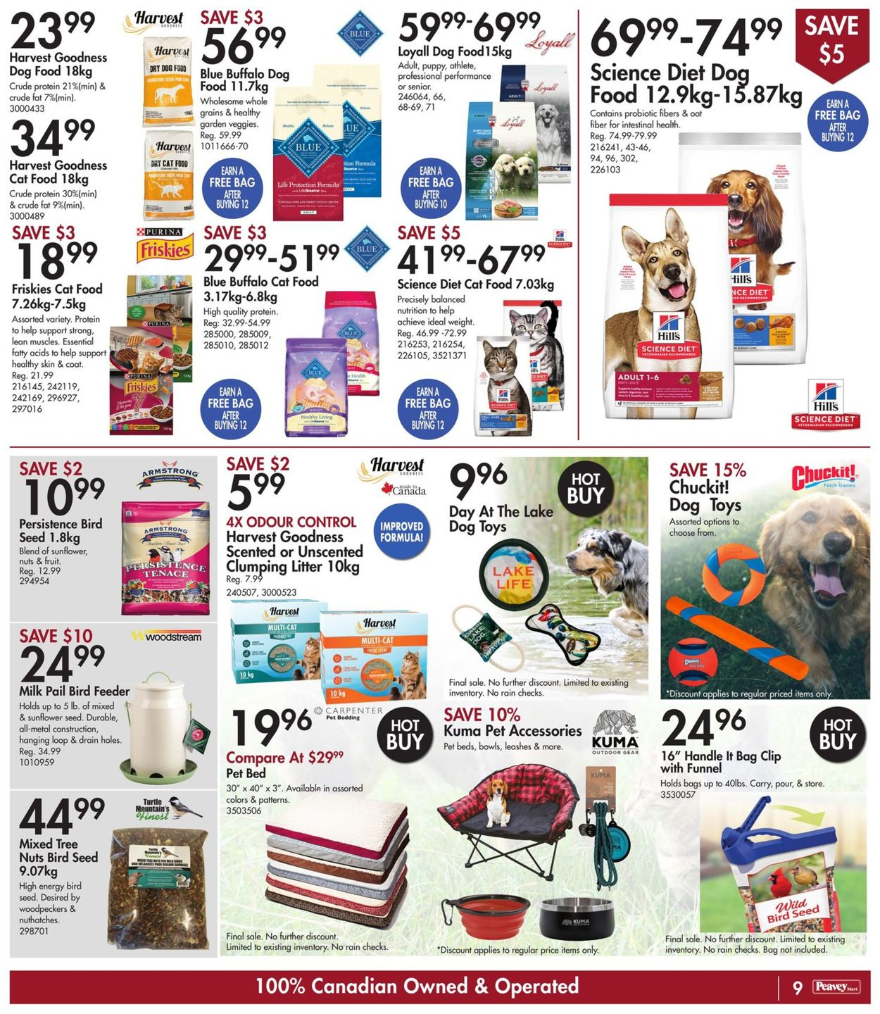 Peavey Mart Flyer - 06/24-07/01/2021 (Page 13)