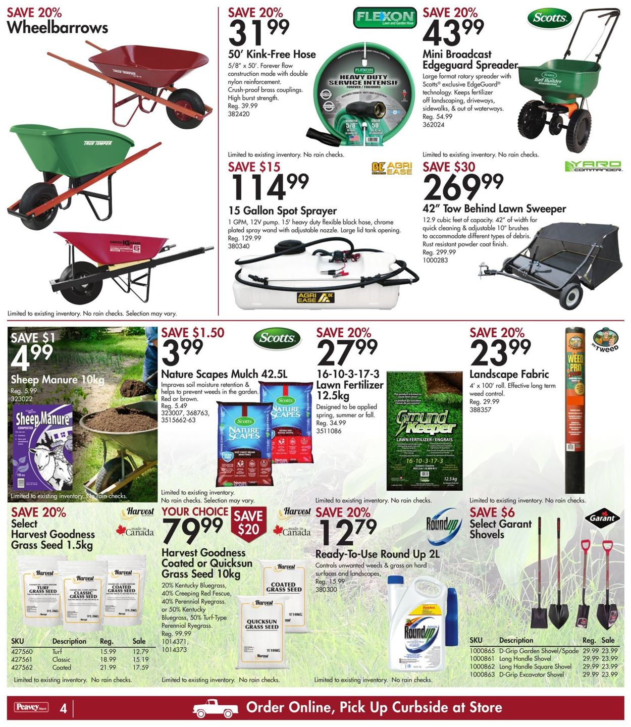 Peavey Mart Flyer - 07/09-07/15/2021 (Page 5)