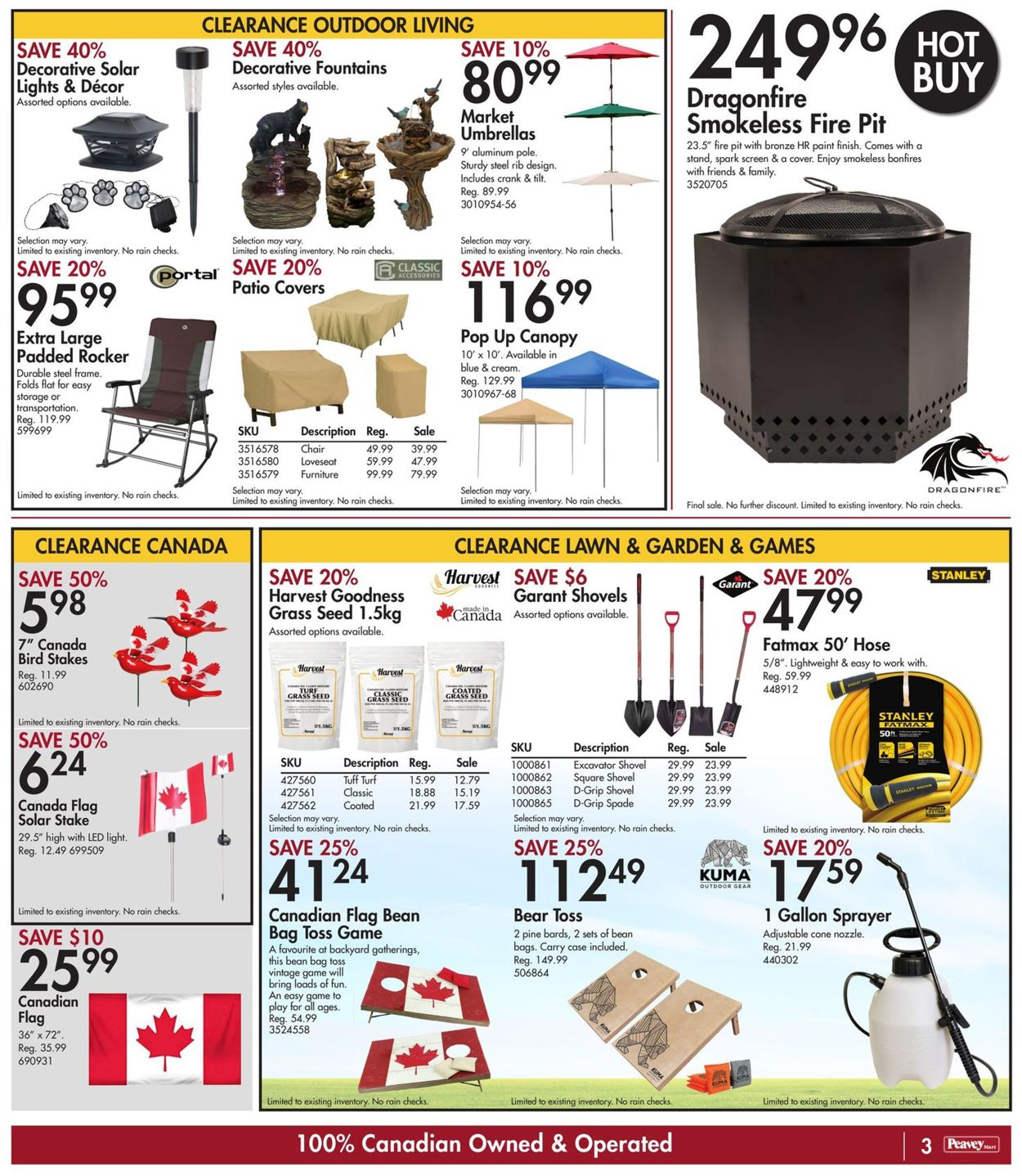 Peavey Mart Flyer - 07/23-07/28/2021 (Page 5)
