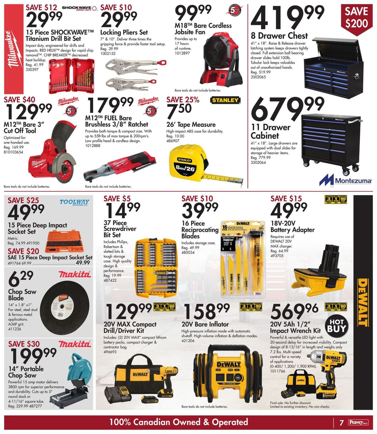Peavey Mart Flyer - 07/23-07/28/2021 (Page 9)