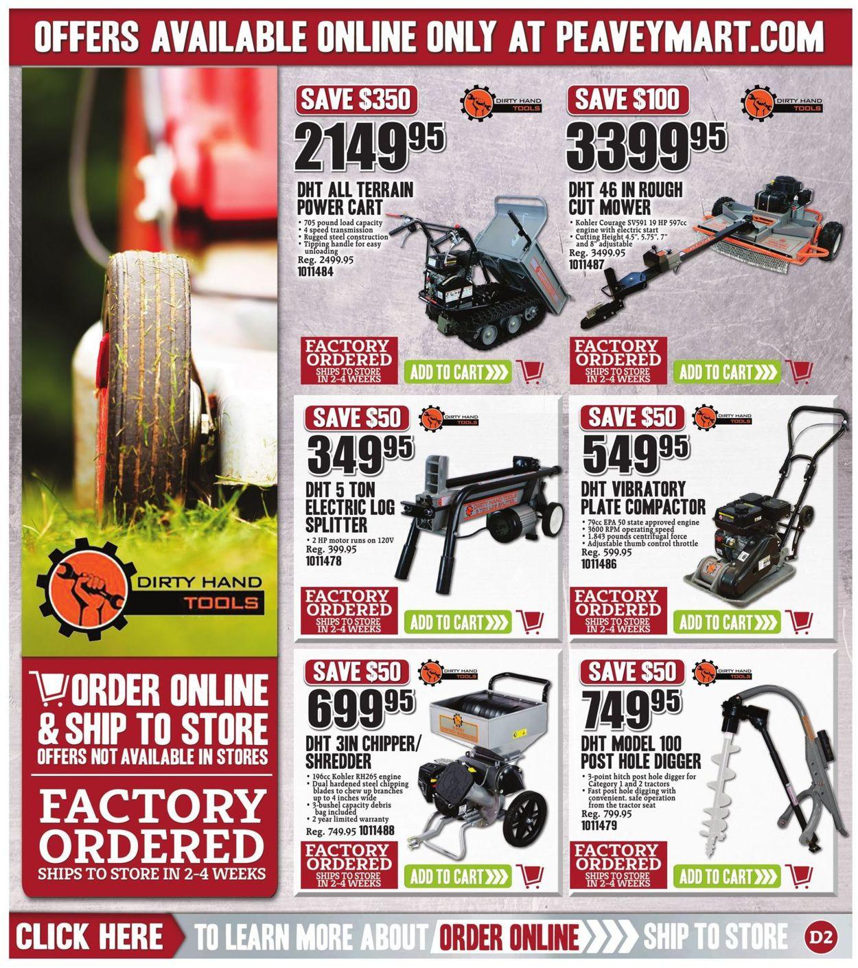 Peavey Mart Flyer - 05/31-06/09/2019 (Page 14)