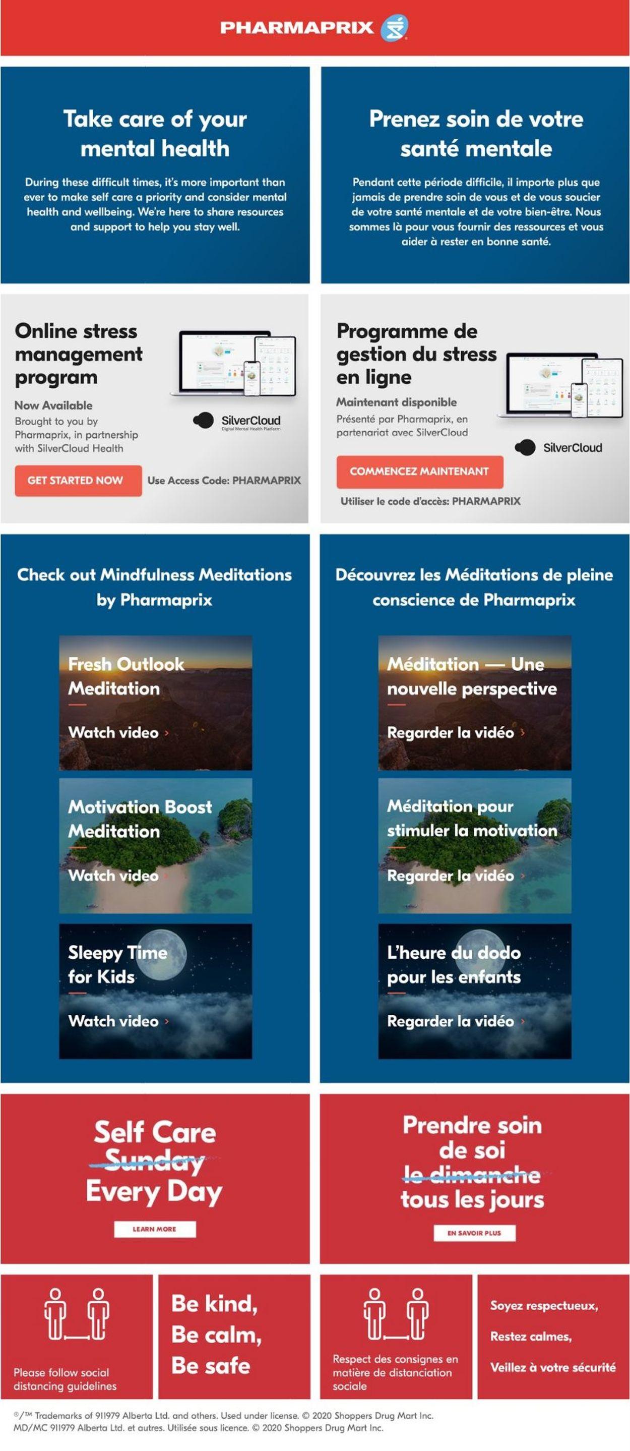 Pharmaprix Flyer - 05/09-05/15/2020