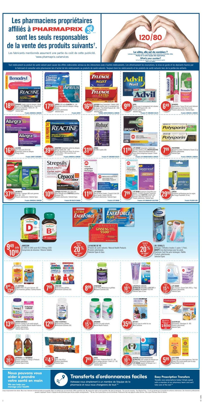 Pharmaprix Flyer - 06/20-06/25/2020 (Page 4)