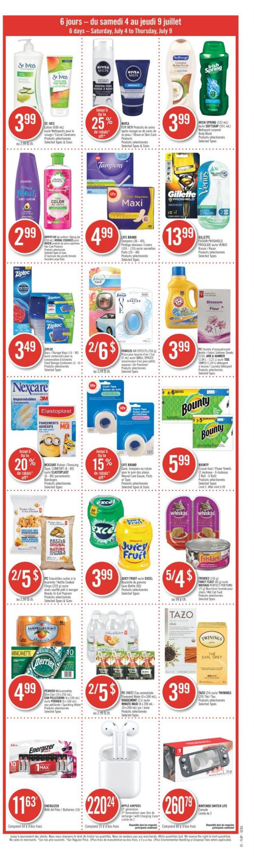 Pharmaprix Flyer - 07/04-07/09/2020 (Page 3)