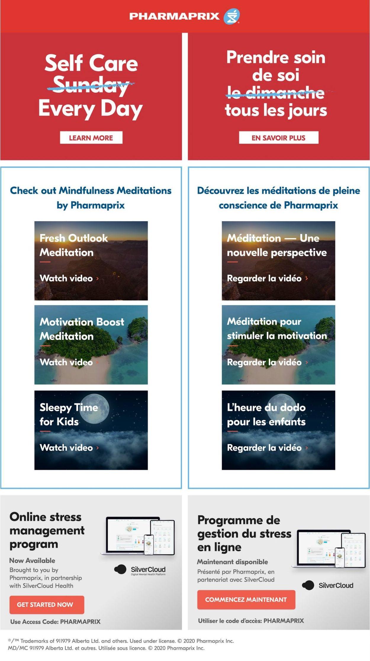 Pharmaprix Flyer - 07/25-07/30/2020