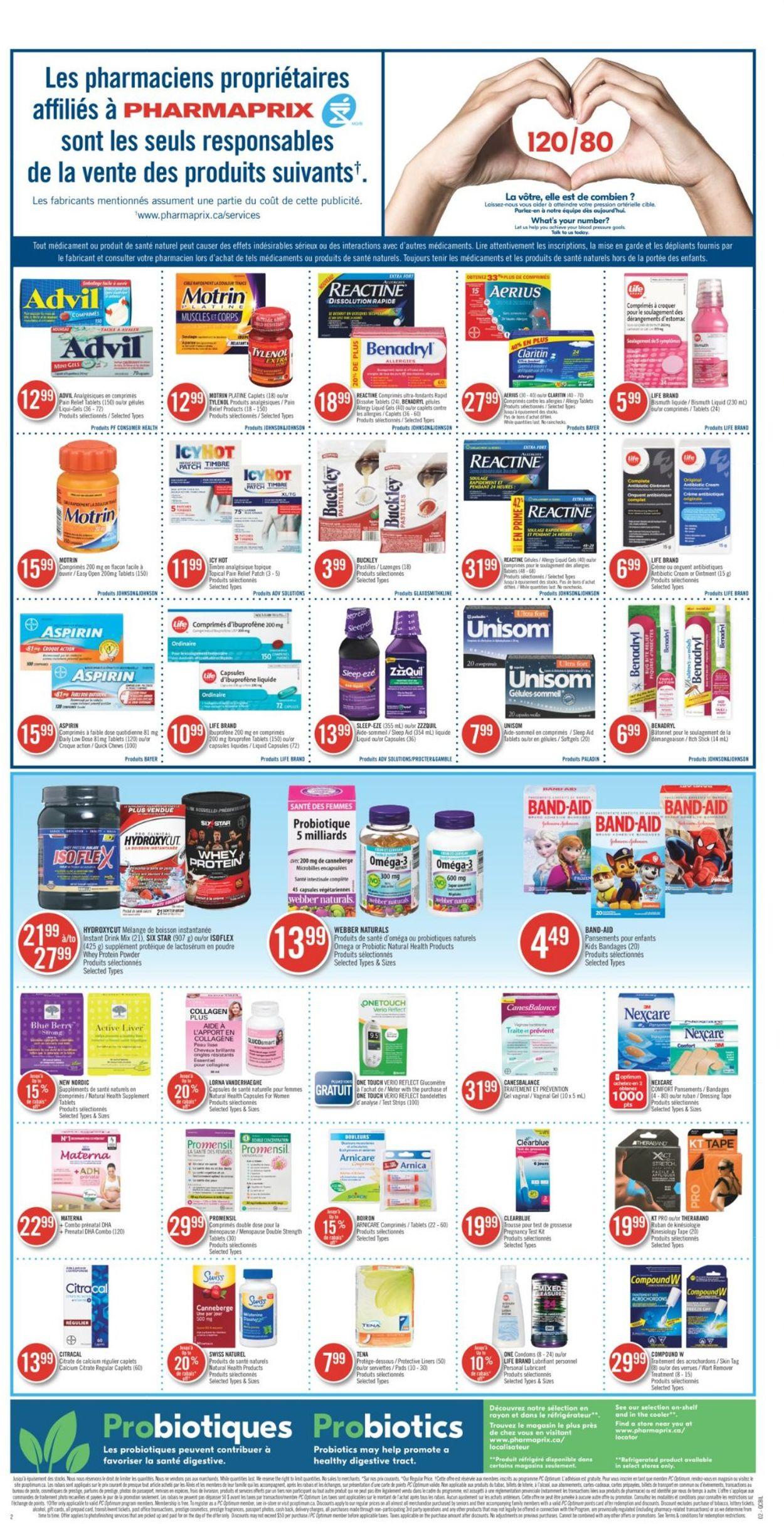 Pharmaprix Flyer - 07/25-07/30/2020 (Page 5)