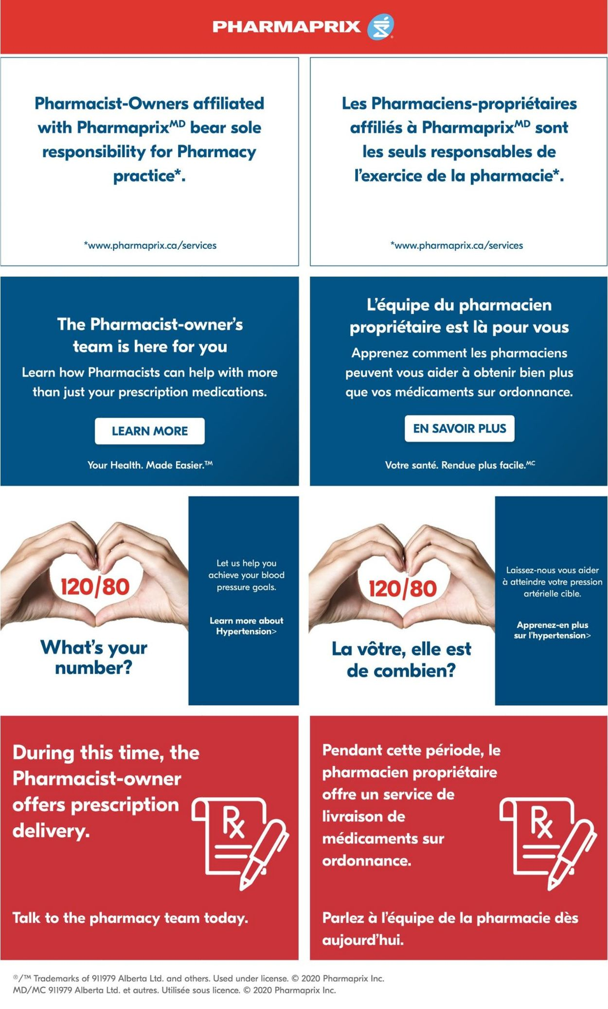 Pharmaprix Flyer - 08/08-08/13/2020