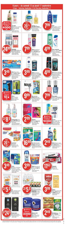 Pharmaprix Flyer - 09/12-09/17/2020 (Page 3)