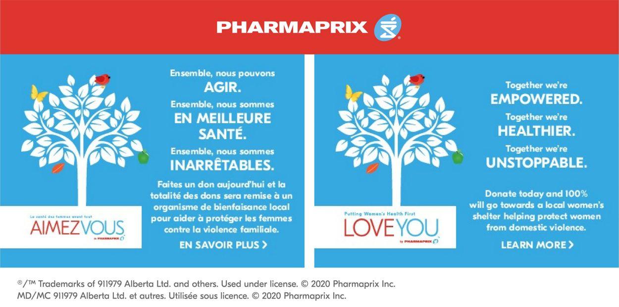 Pharmaprix Flyer - 10/17-10/22/2020