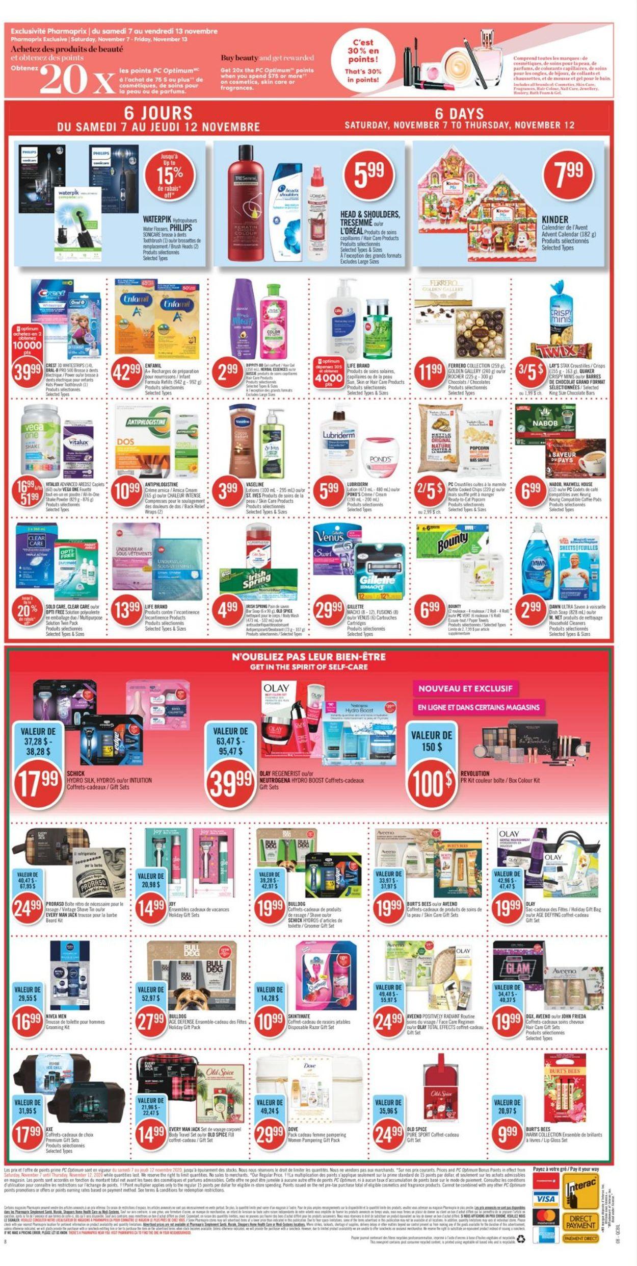 Pharmaprix Flyer - 11/07-11/12/2020 (Page 19)