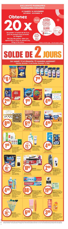 Pharmaprix Flyer - 11/14-11/19/2020 (Page 4)