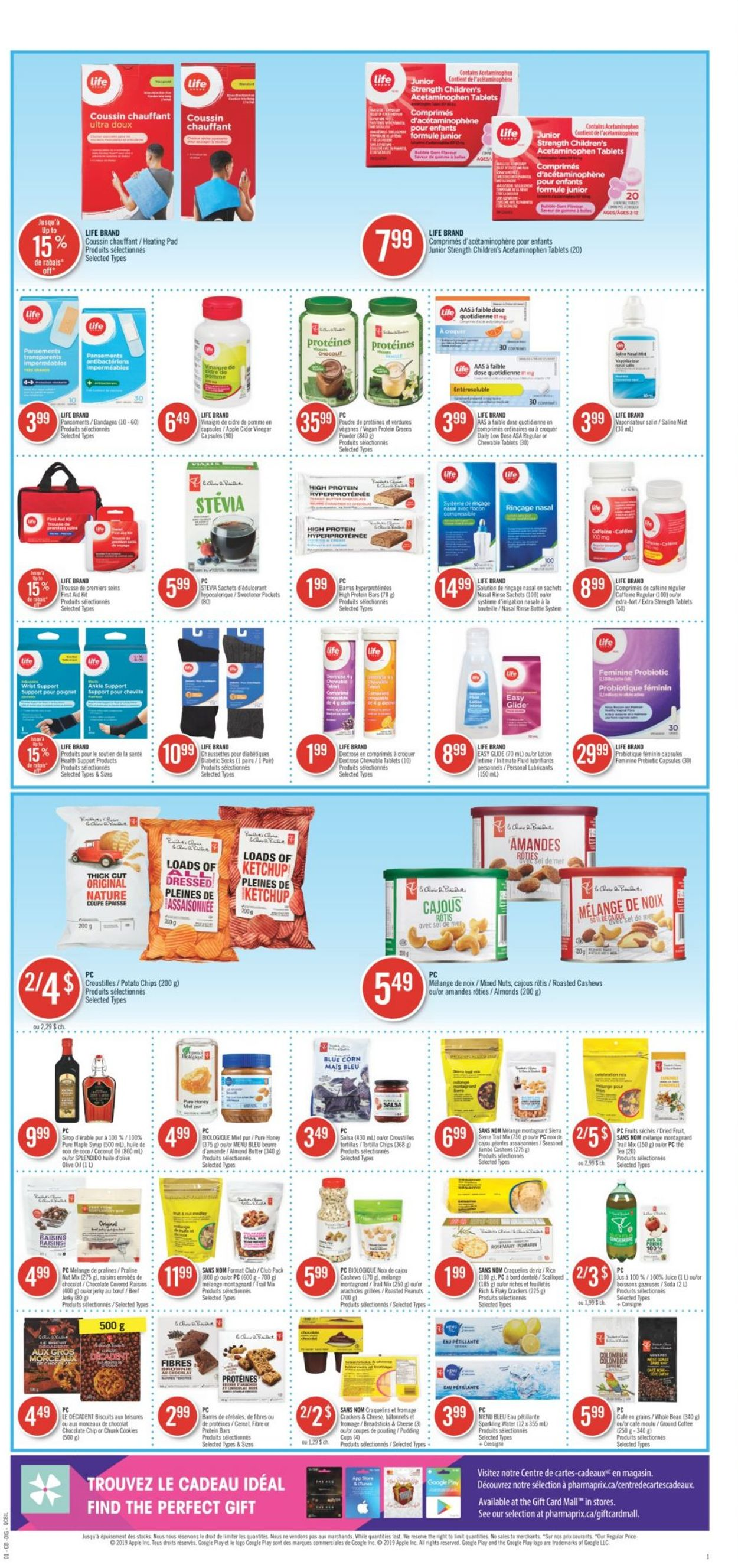 Pharmaprix Flyer - 11/14-11/19/2020 (Page 21)