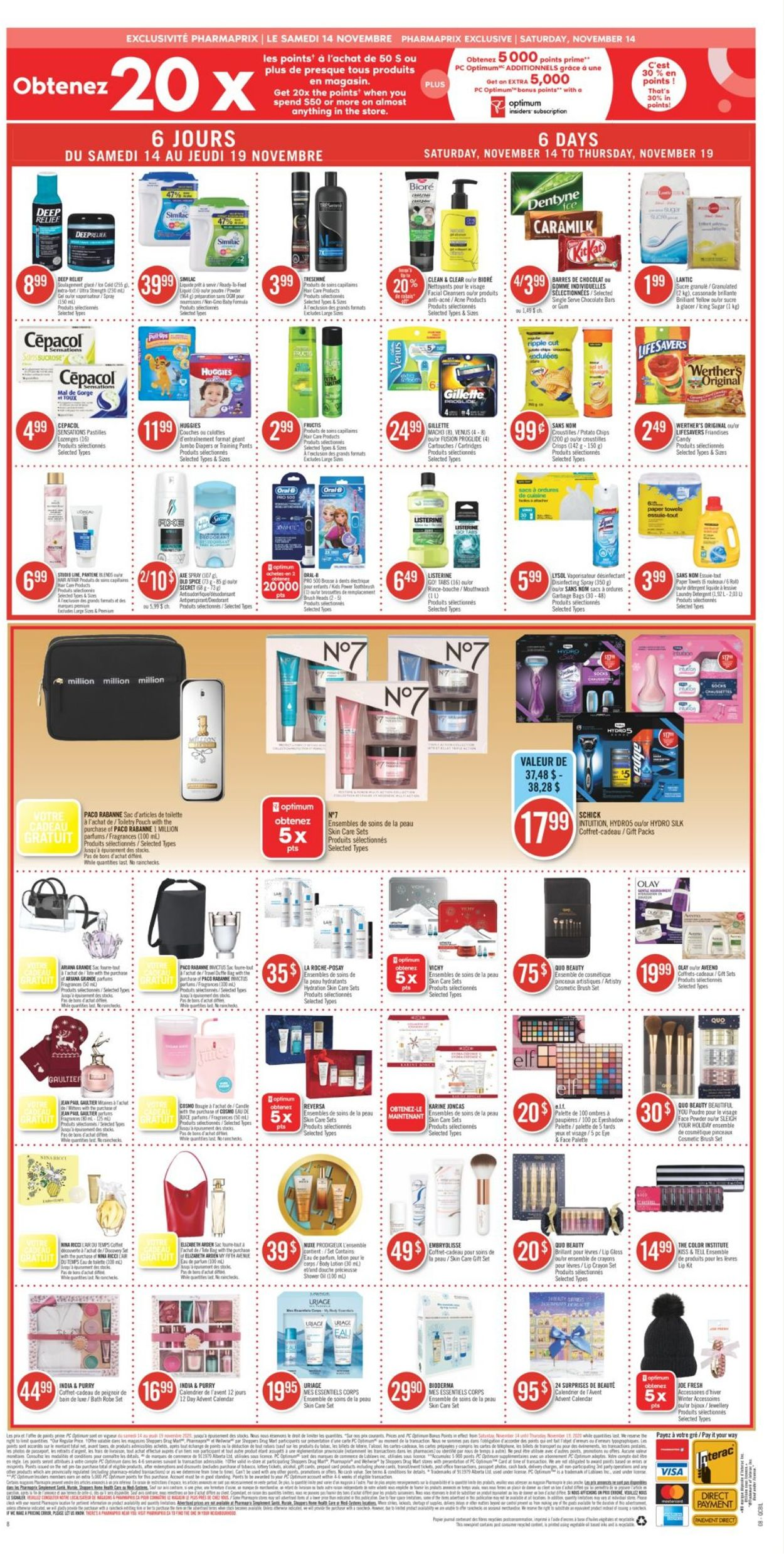 Pharmaprix Flyer - 11/14-11/19/2020 (Page 23)