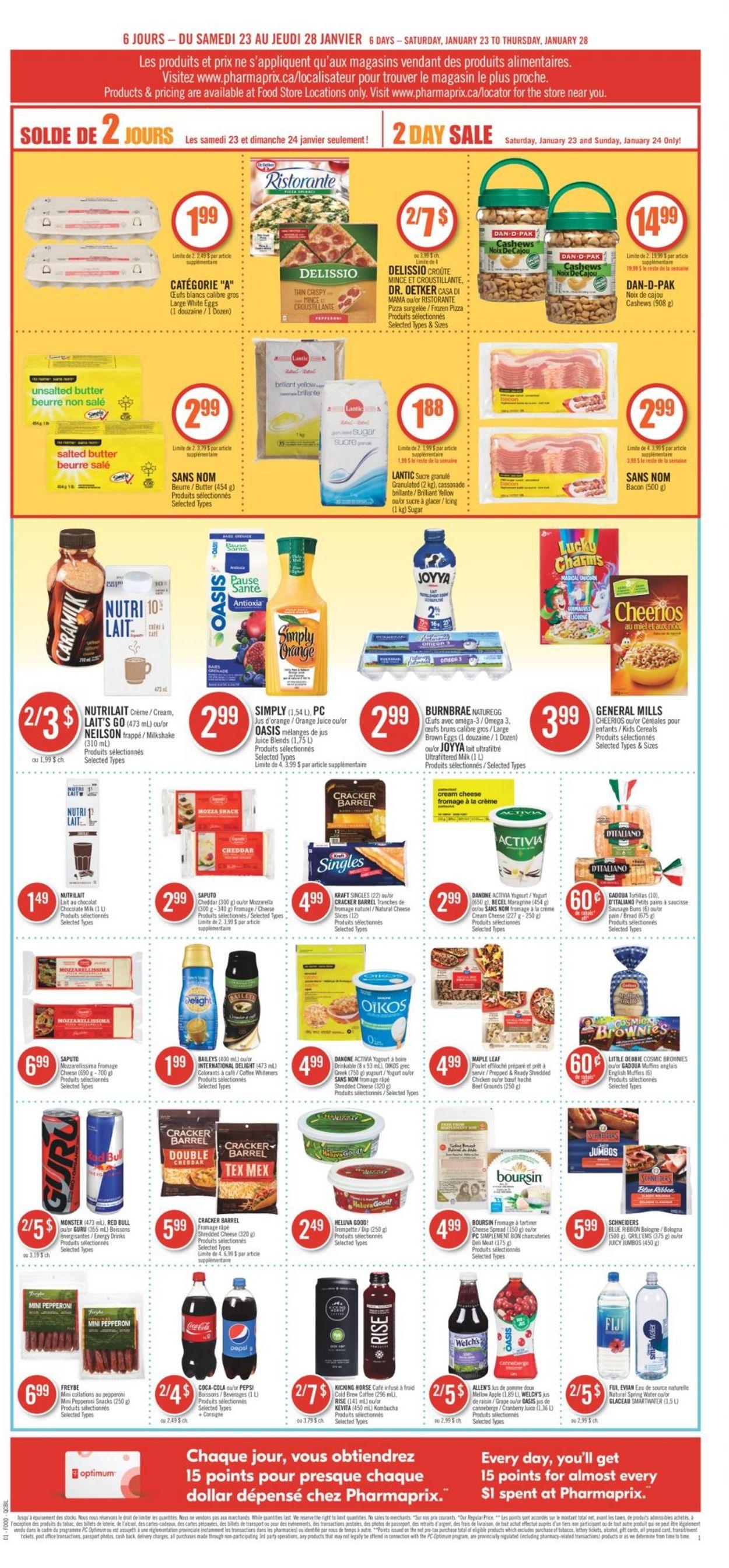 Pharmaprix Flyer - 01/23-01/28/2021 (Page 7)