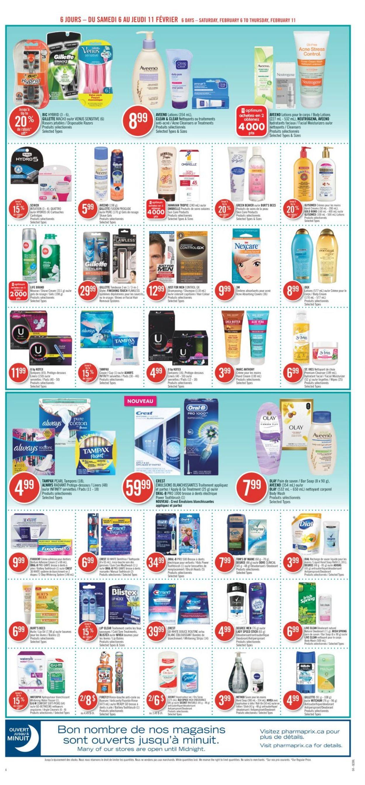Pharmaprix Flyer - 02/06-02/11/2021 (Page 6)