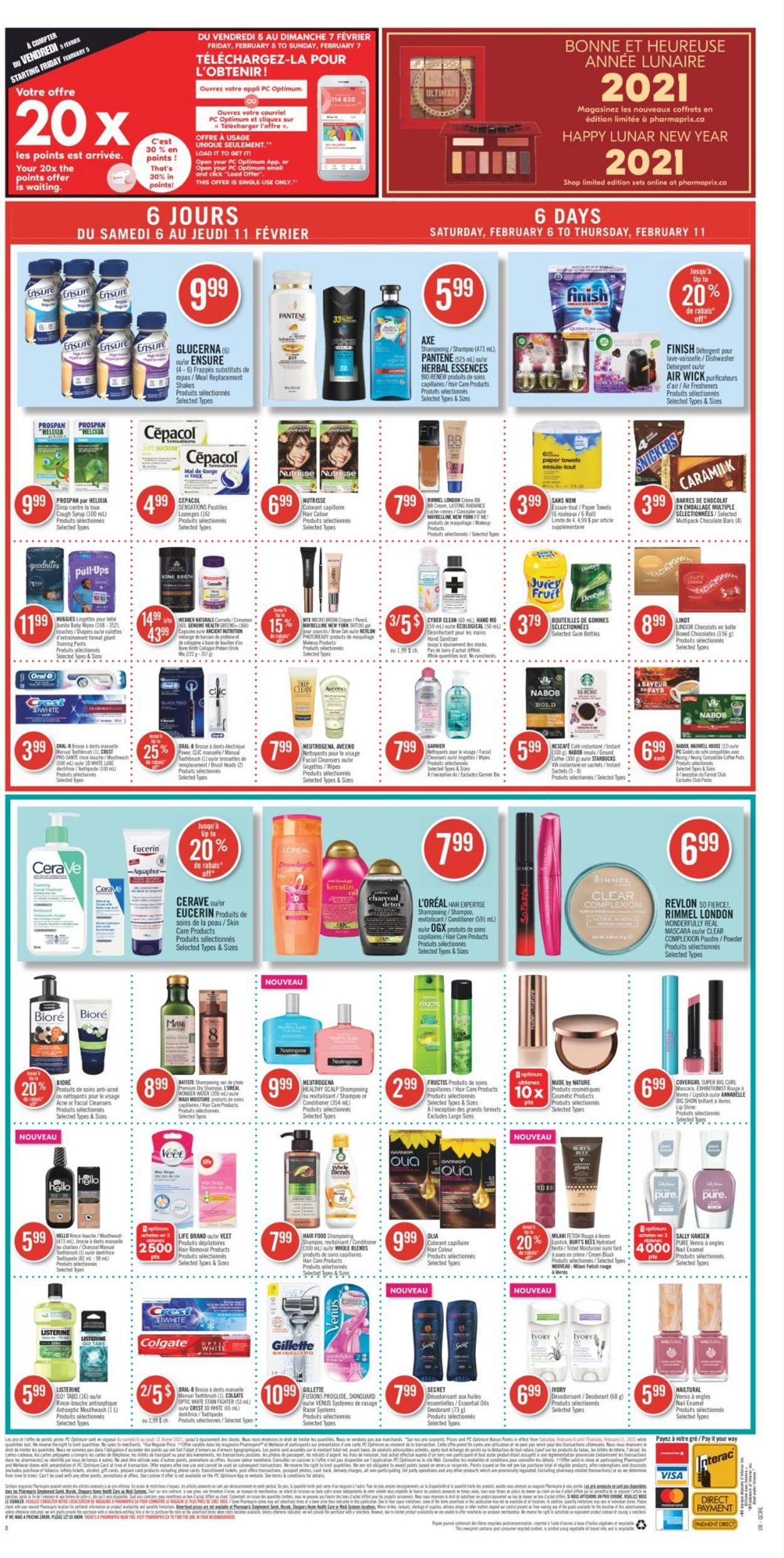 Pharmaprix Flyer - 02/06-02/11/2021 (Page 15)