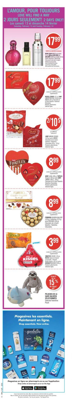 Pharmaprix - Valentine's Day 2021 Flyer - 02/13-02/18/2021