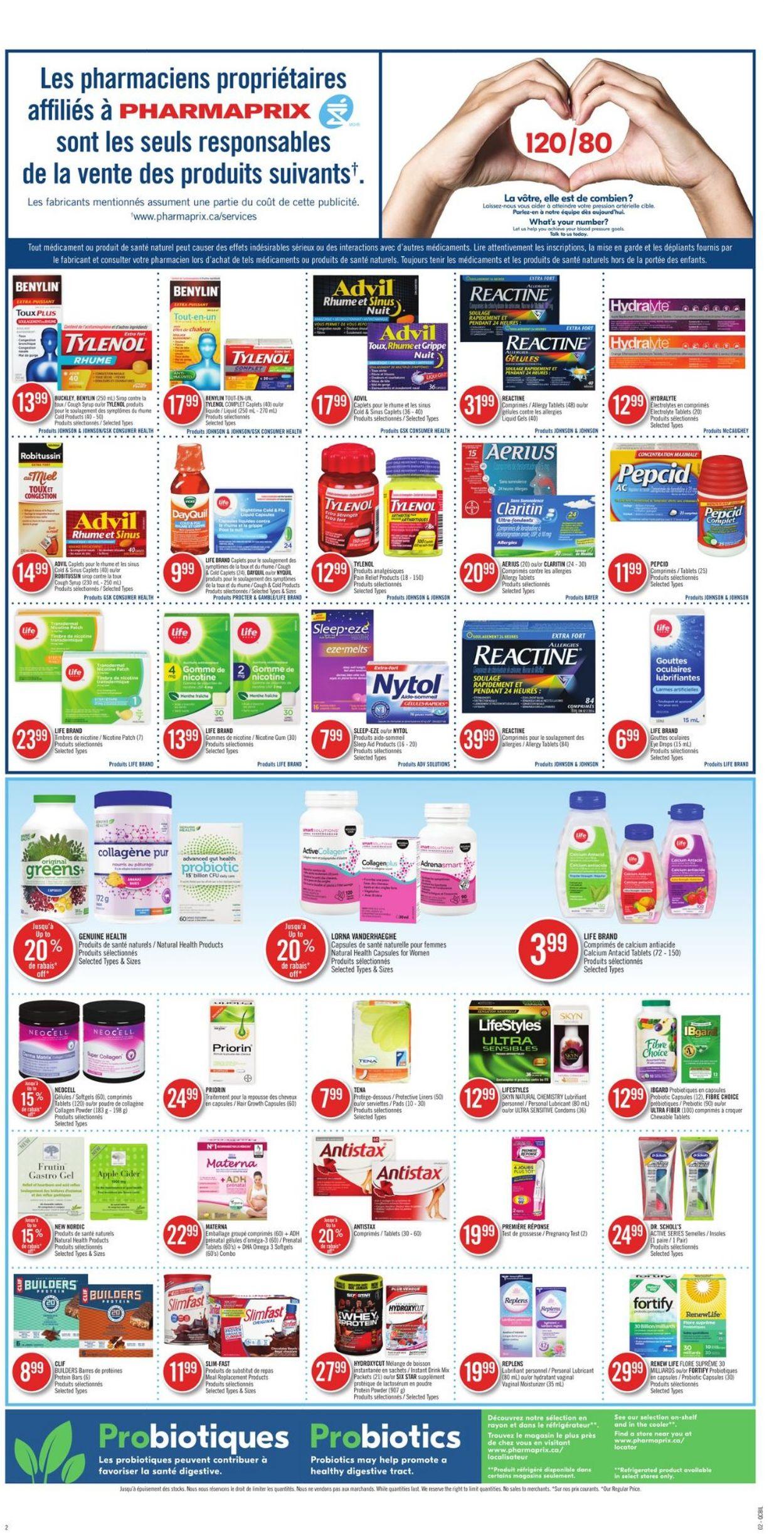 Pharmaprix Flyer - 02/20-02/26/2021 (Page 5)