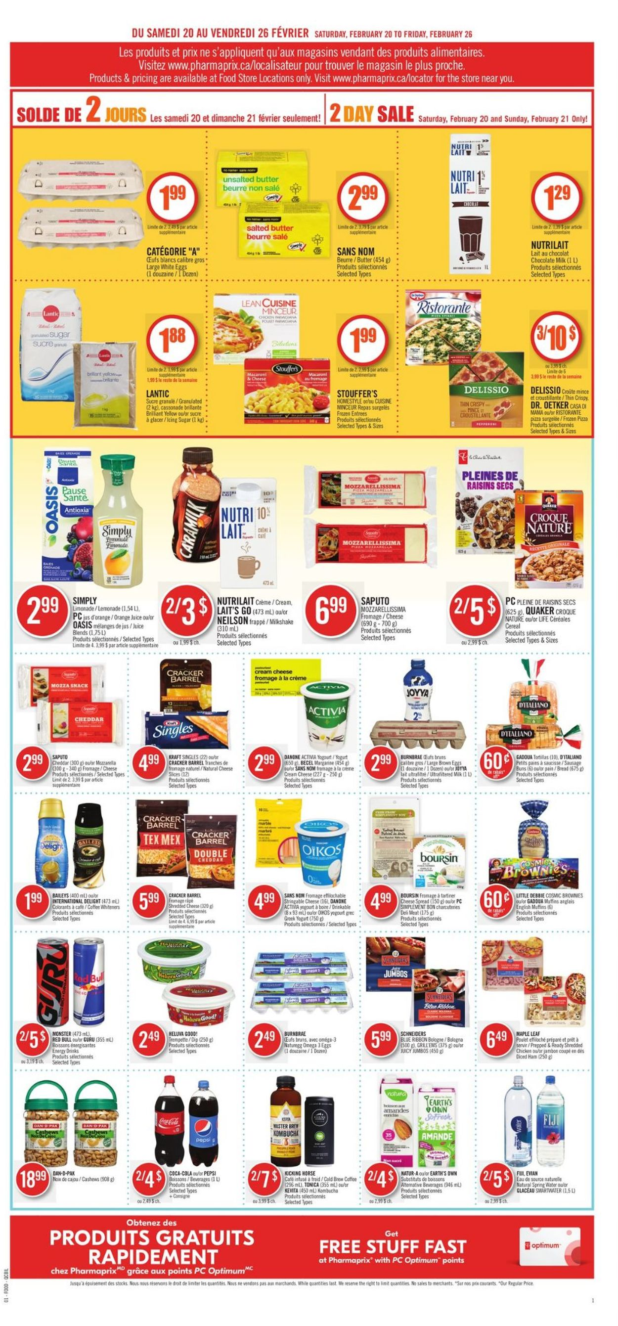 Pharmaprix Flyer - 02/20-02/26/2021 (Page 10)