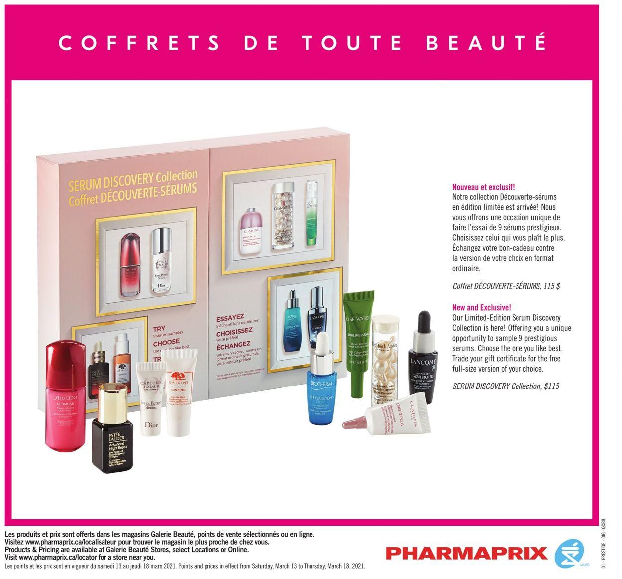 Pharmaprix Flyer - 03/13-03/18/2021 (Page 8)
