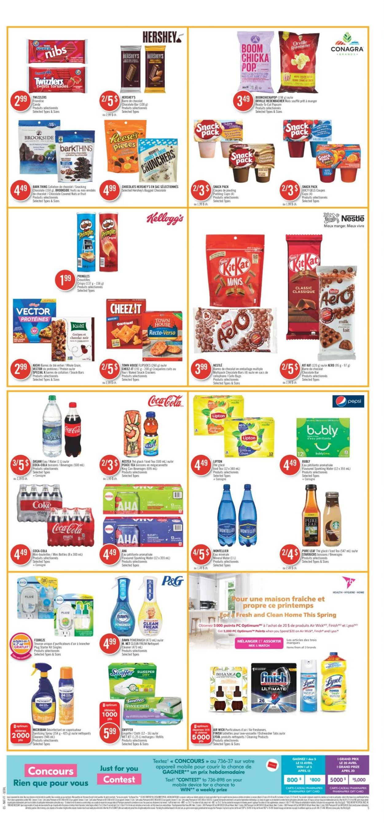 Pharmaprix Flyer - 04/10-04/16/2021 (Page 14)