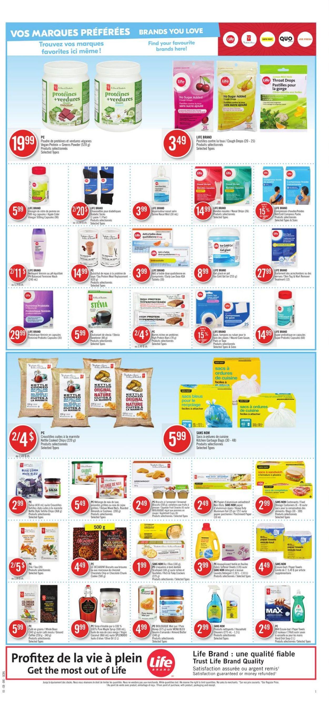Pharmaprix Flyer - 04/17-04/22/2021 (Page 15)
