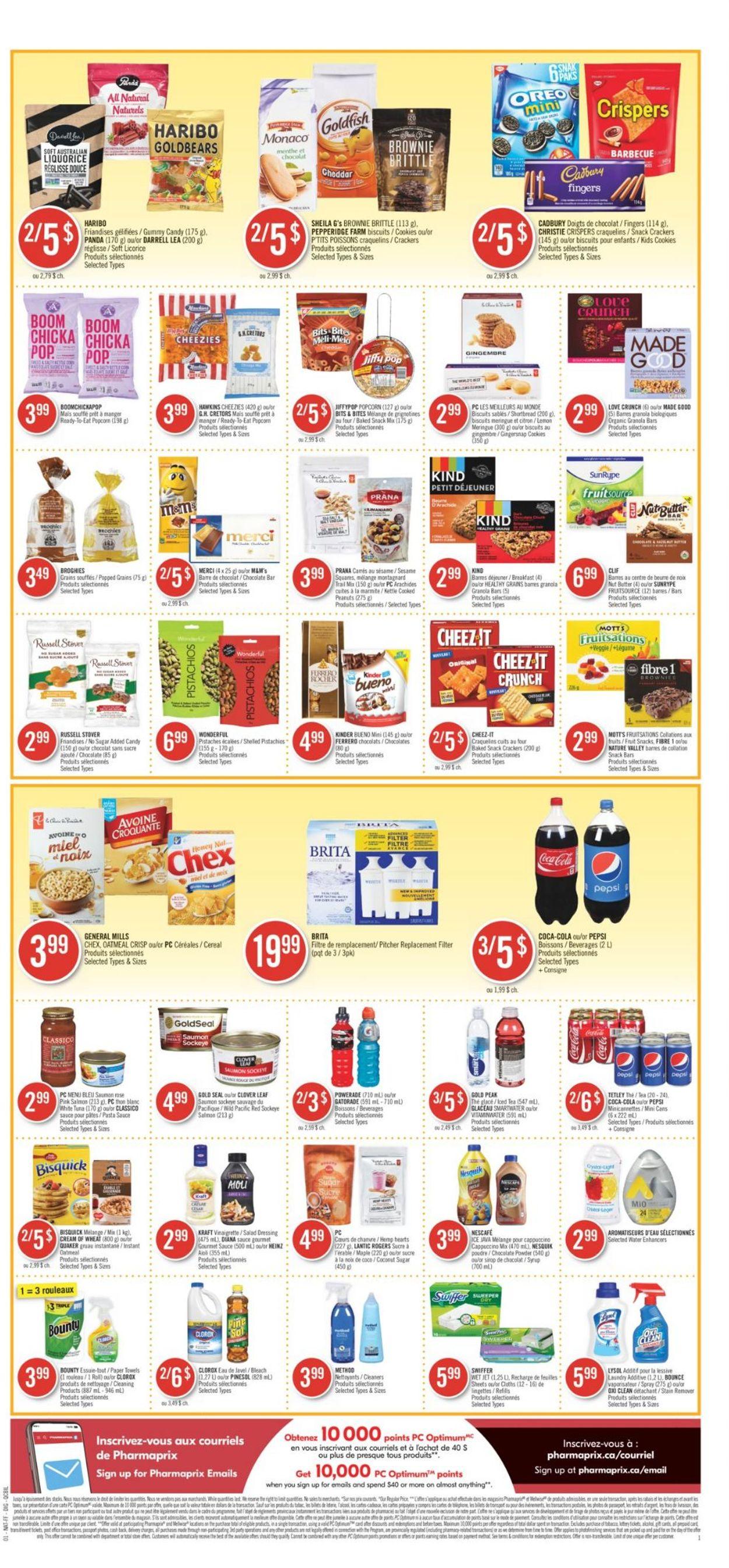 Pharmaprix Flyer - 04/24-04/30/2021 (Page 7)