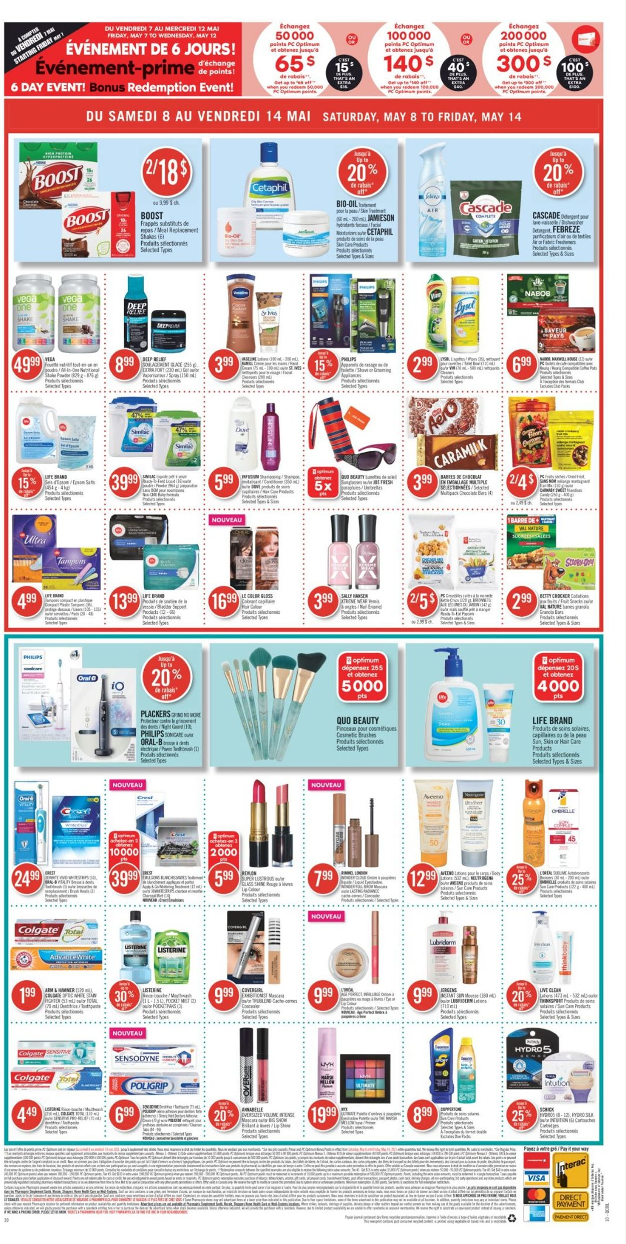 Pharmaprix Flyer - 05/08-05/14/2021 (Page 22)