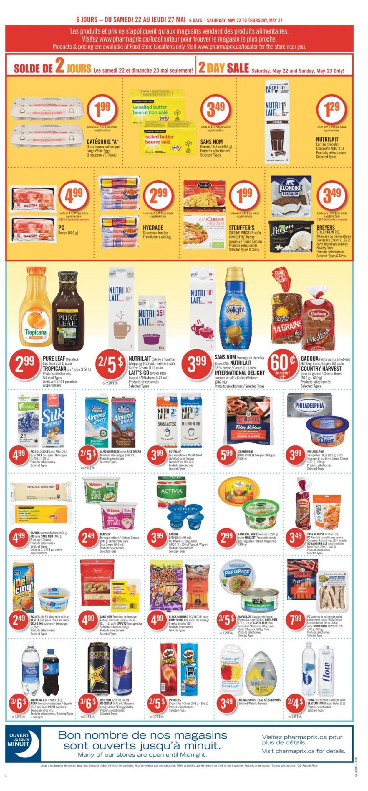 Pharmaprix Flyer - 05/22-05/27/2021 (Page 8)