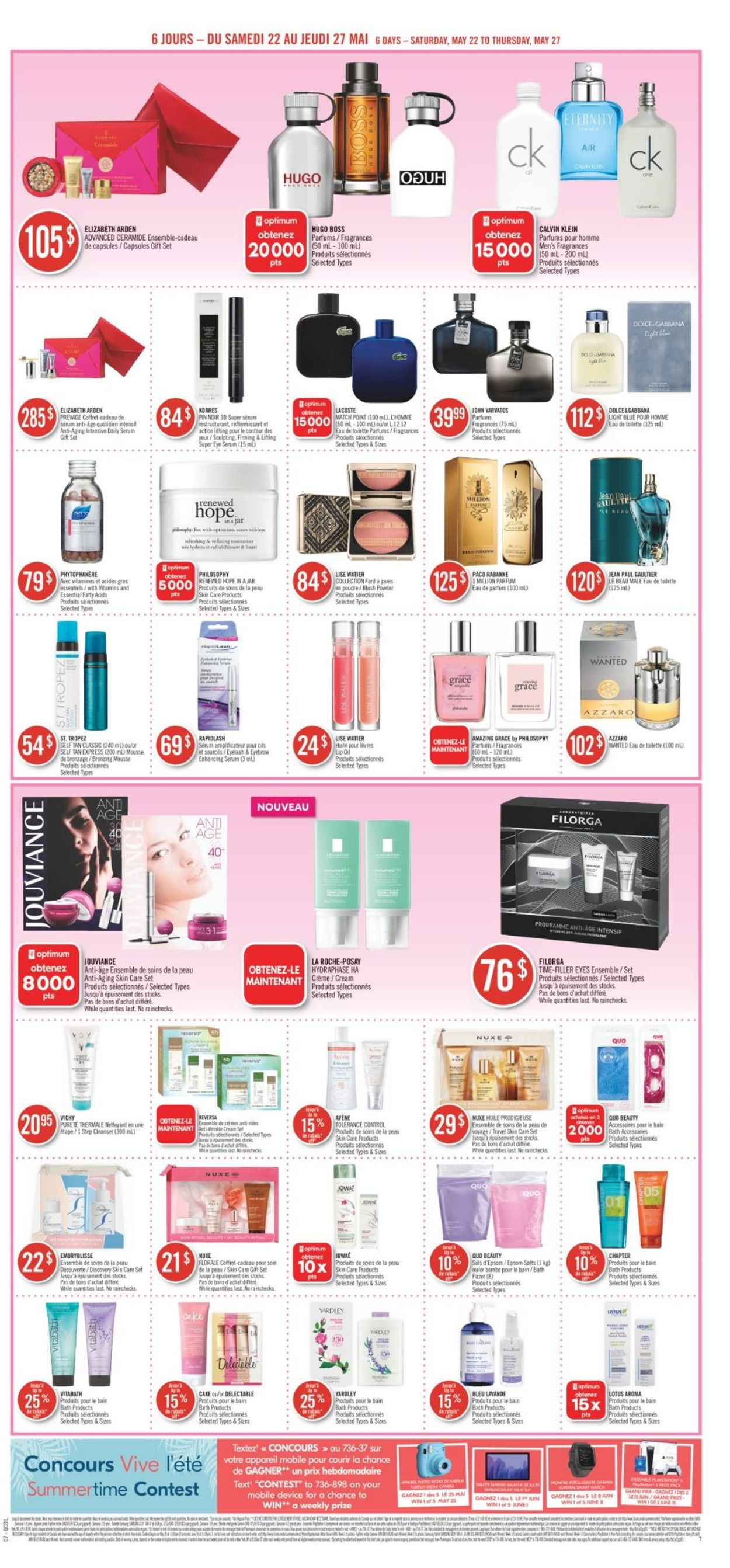 Pharmaprix Flyer - 05/22-05/27/2021 (Page 13)