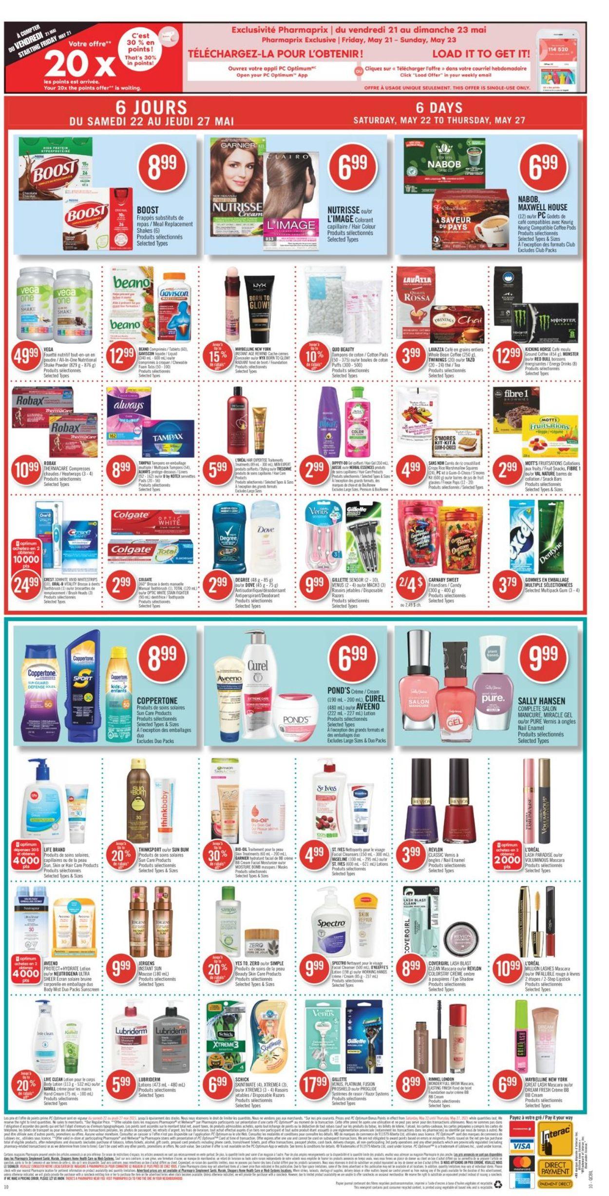 Pharmaprix Flyer - 05/22-05/27/2021 (Page 16)