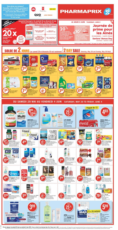 Pharmaprix Flyer - 05/29-06/04/2021 (Page 4)