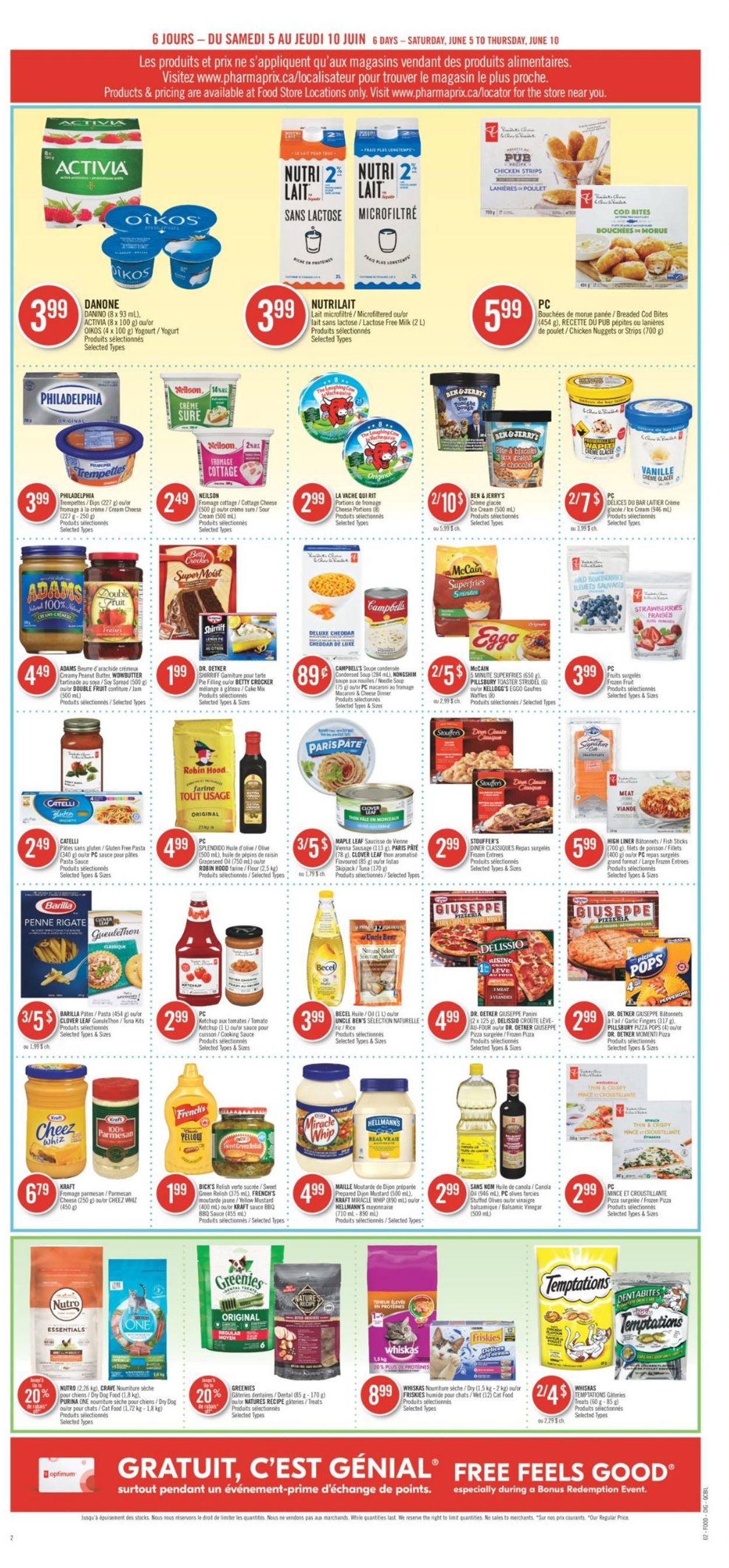 Pharmaprix Flyer - 06/05-06/10/2021 (Page 11)