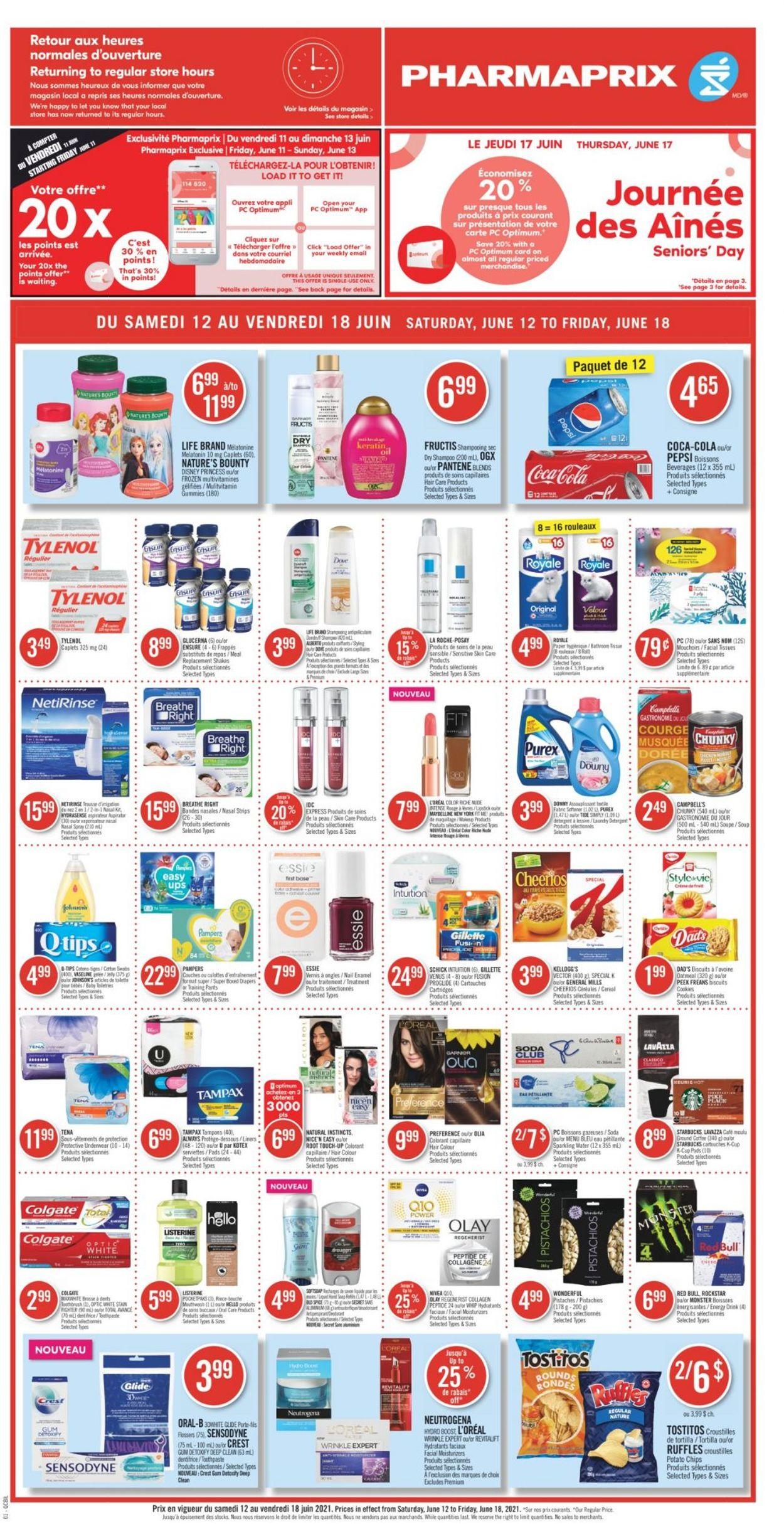 Pharmaprix Flyer - 06/12-06/18/2021 (Page 3)