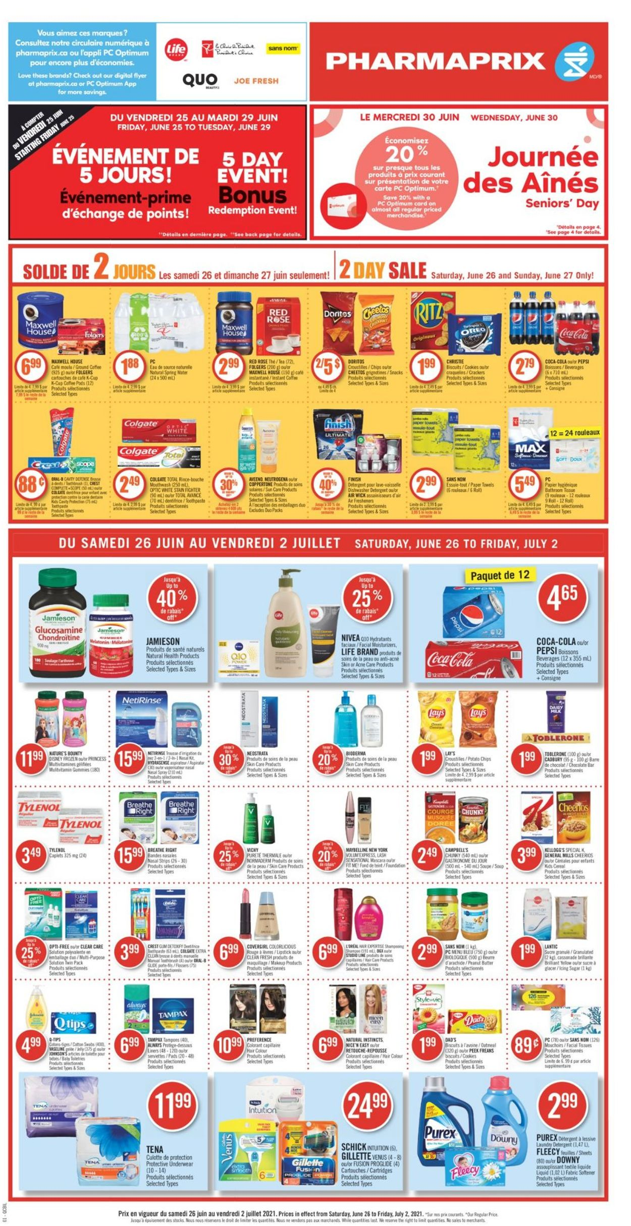 Pharmaprix Flyer - 06/26-07/02/2021 (Page 5)
